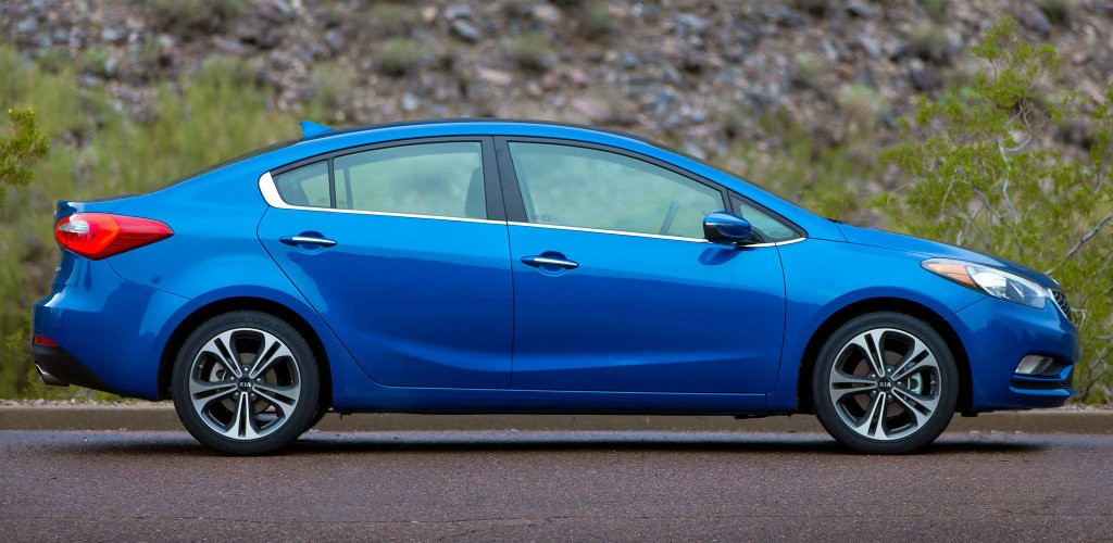 From The 2017 Model Year Onwards Kia Forte Enjoyed Status Of Est Compact Car On In U S A Now That Great Bang For Buck