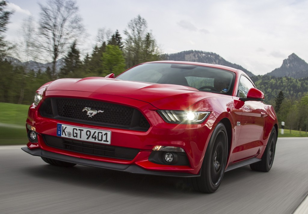 Top 5 Cheapest V8 Cars On Sale in Europe in 2016 - autoevolution