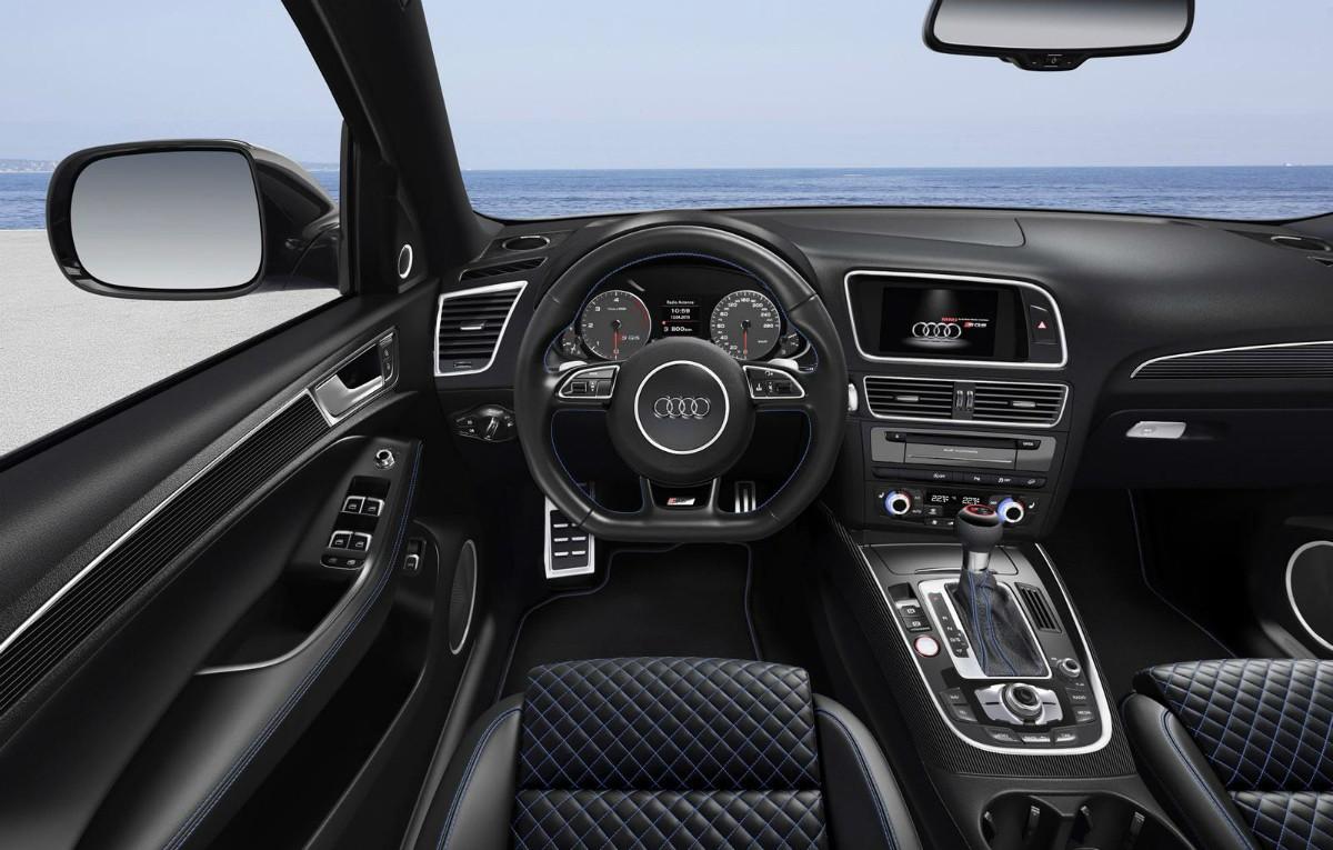 ... Audi SQ5 TDI ...