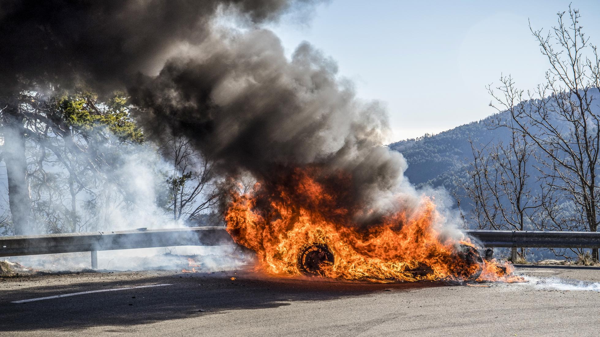 """Top Gear Alpine A110 Fire Started With An """"Electrical Failure"""