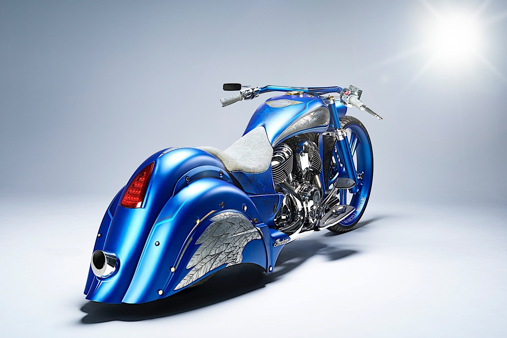 Custom Indian Motorcycle For Sale >> Paul Jr. Designs Bikes First Photos - autoevolution