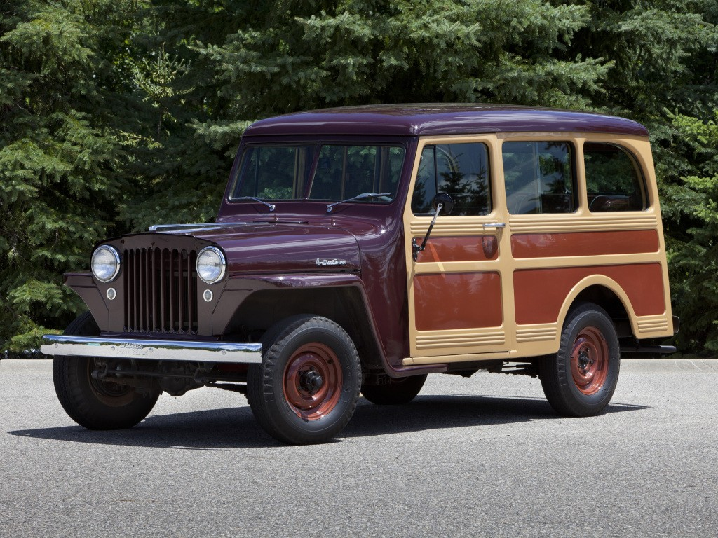 Ten Jeep Models That Shaped The Most Off Road Capable Brand 1941 Willys Station Wagon