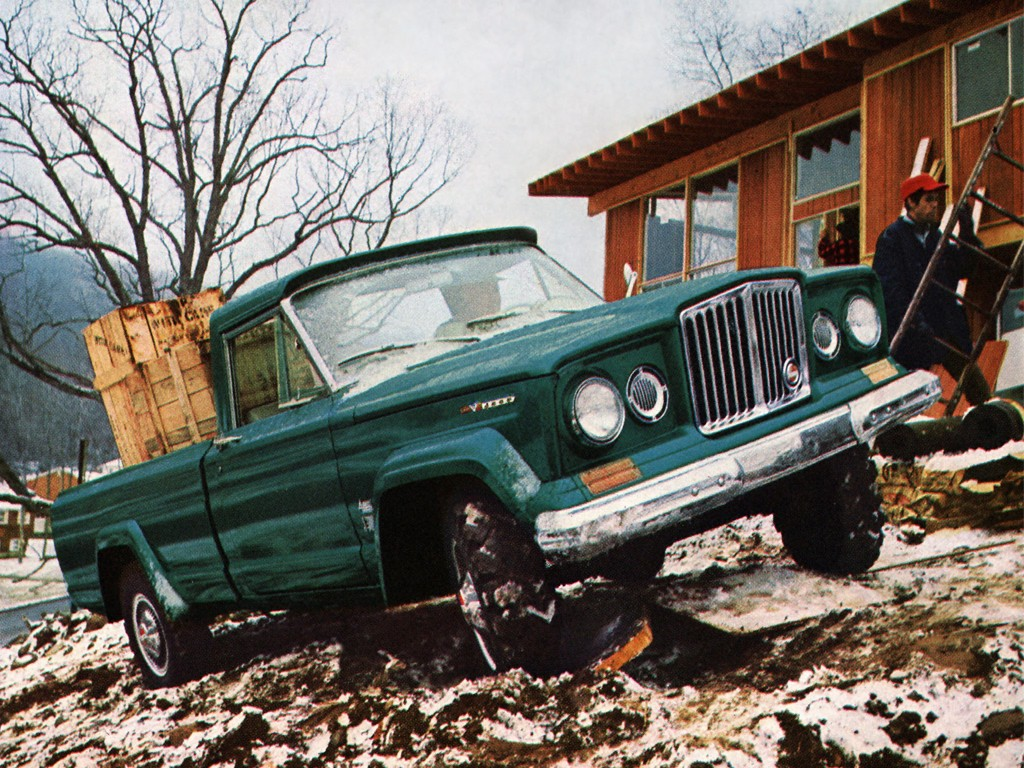 Used Jeep Cherokee Trailhawk >> Ten Jeep Models That Shaped the Most Off-Road Capable ...