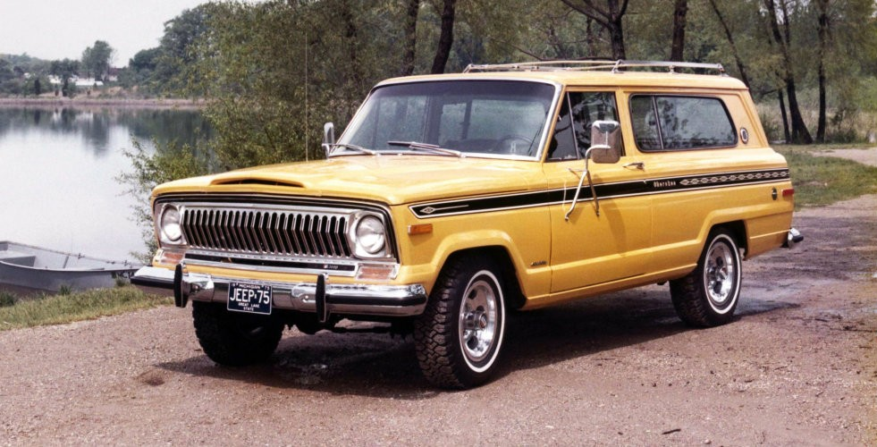 ten jeep models that shaped the most off road capable. Black Bedroom Furniture Sets. Home Design Ideas