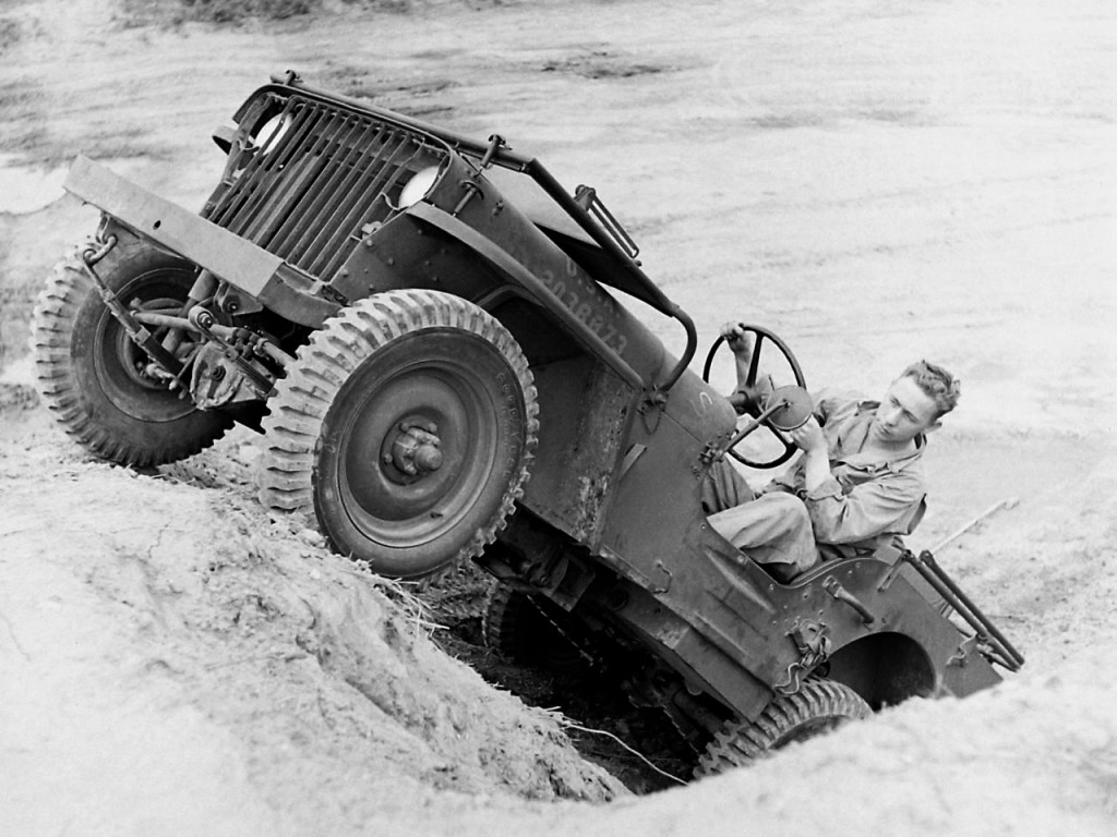 Jeep Willys Mb >> Ten Jeep Models That Shaped the Most Off-Road Capable Brand - autoevolution