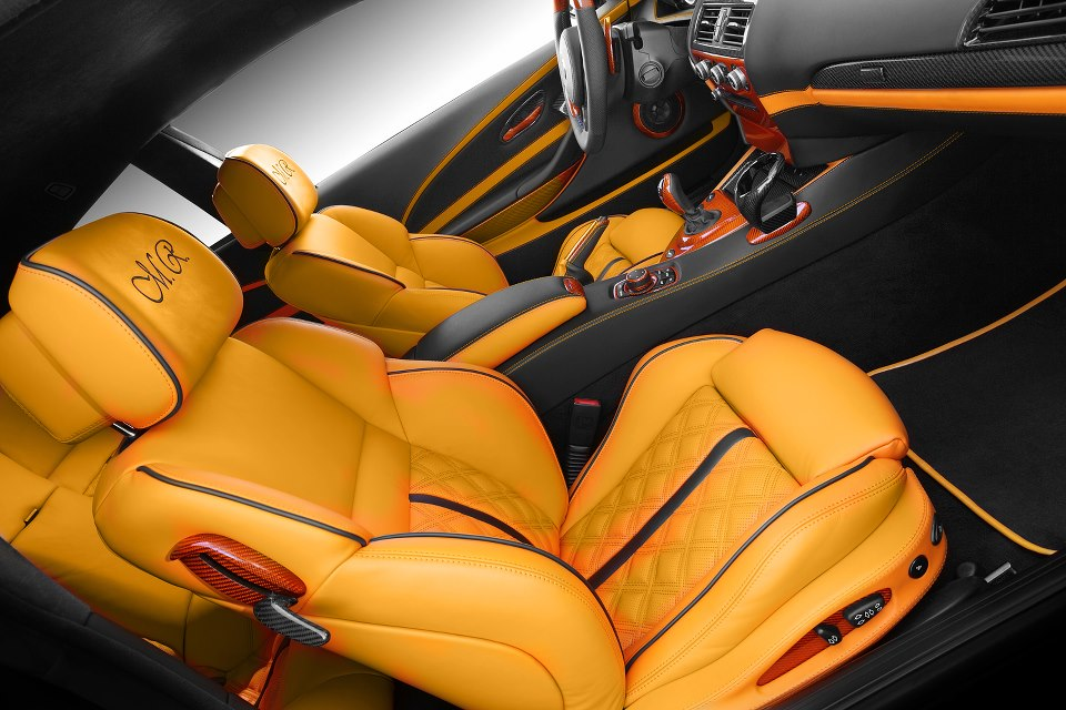 Bentley Bentayga Interior >> TopCar BMW E63 M6 Is Orange - autoevolution