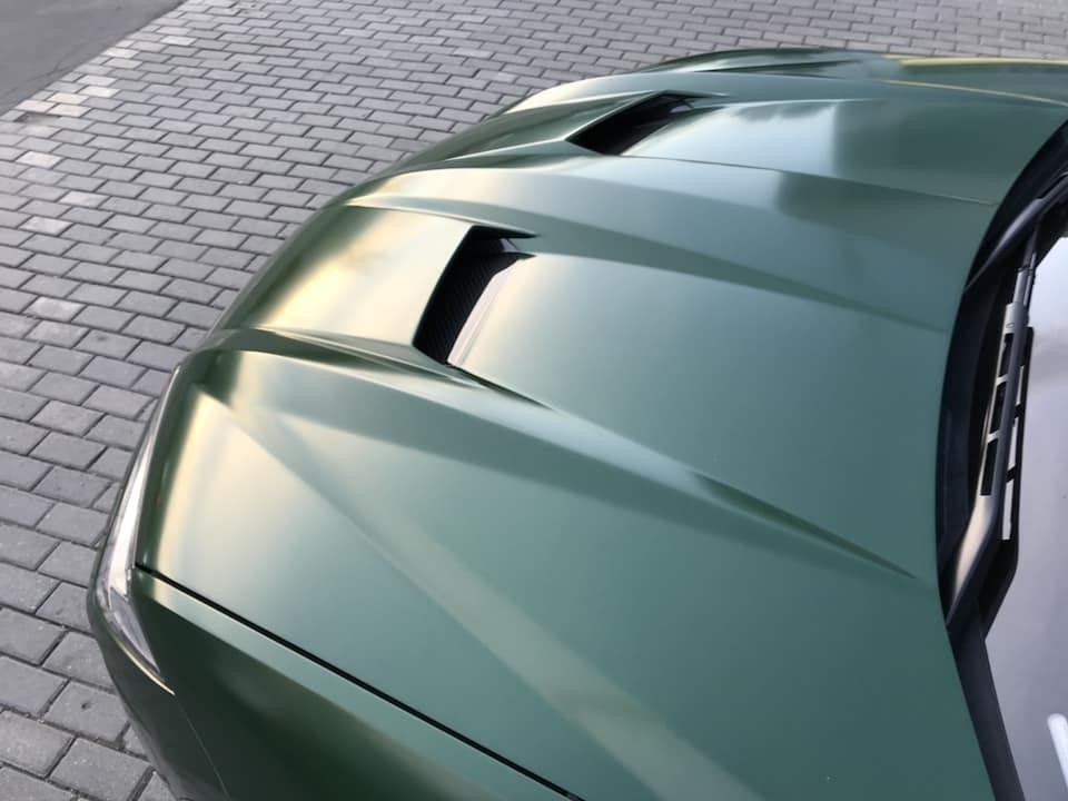 Topcar Finishes Carbon Pack For Lamborghini Urus Autoevolution