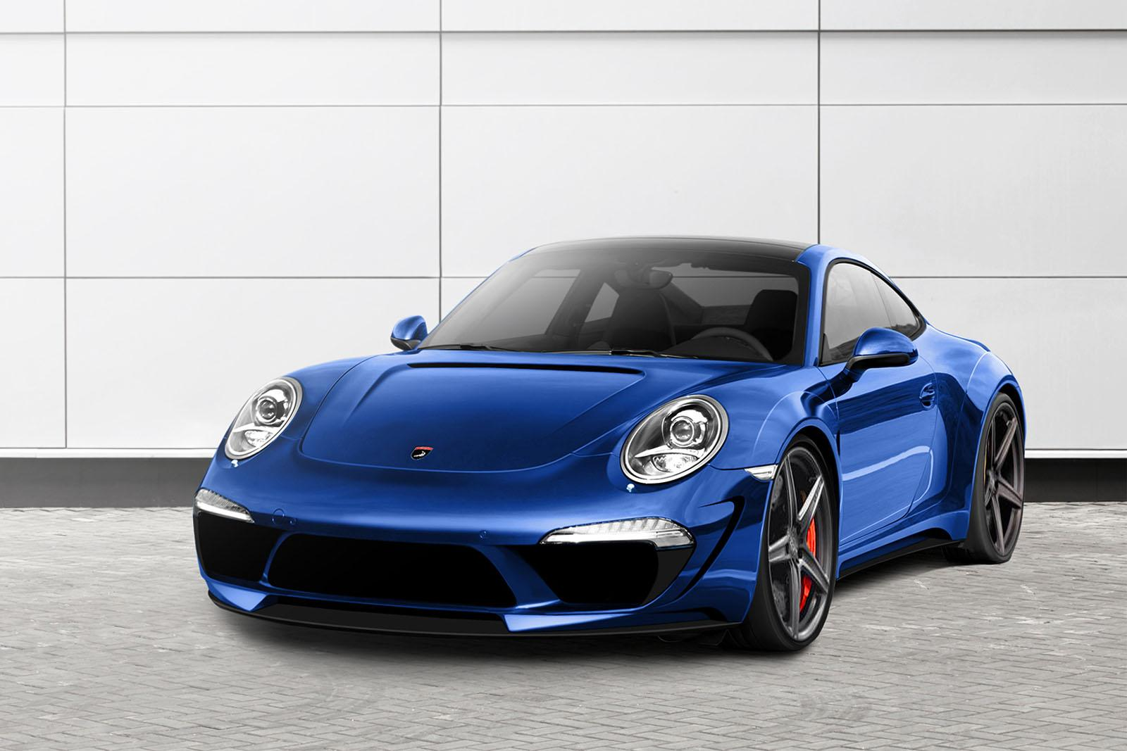 topcar porsche 911 carrera 4 preview autoevolution. Black Bedroom Furniture Sets. Home Design Ideas