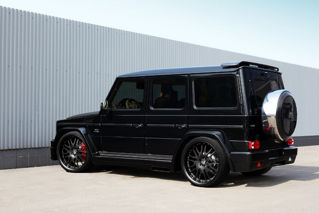 Topcar S Hamann G65 Amg Wants To Eat Your Children