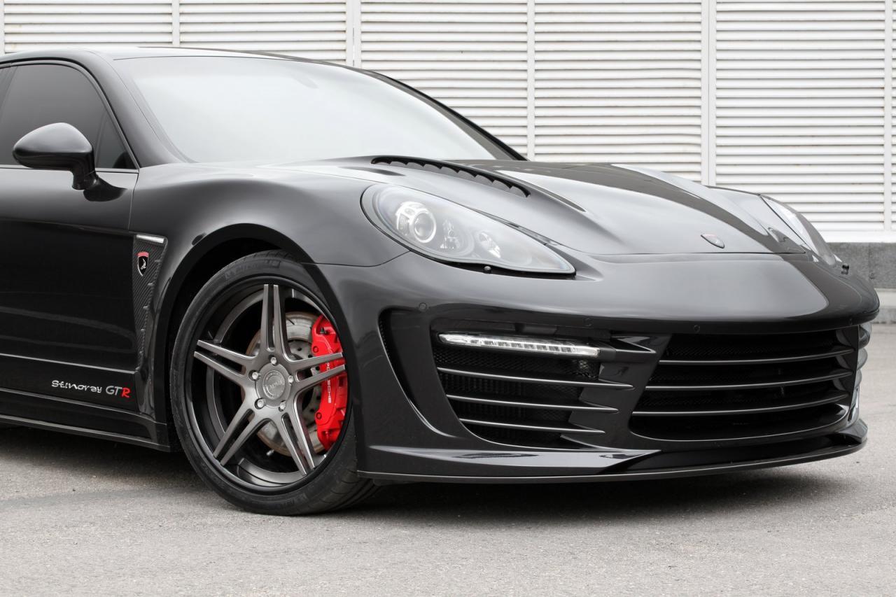 Topcar Unveils Porsche Panamera Stingray Gtr Autoevolution