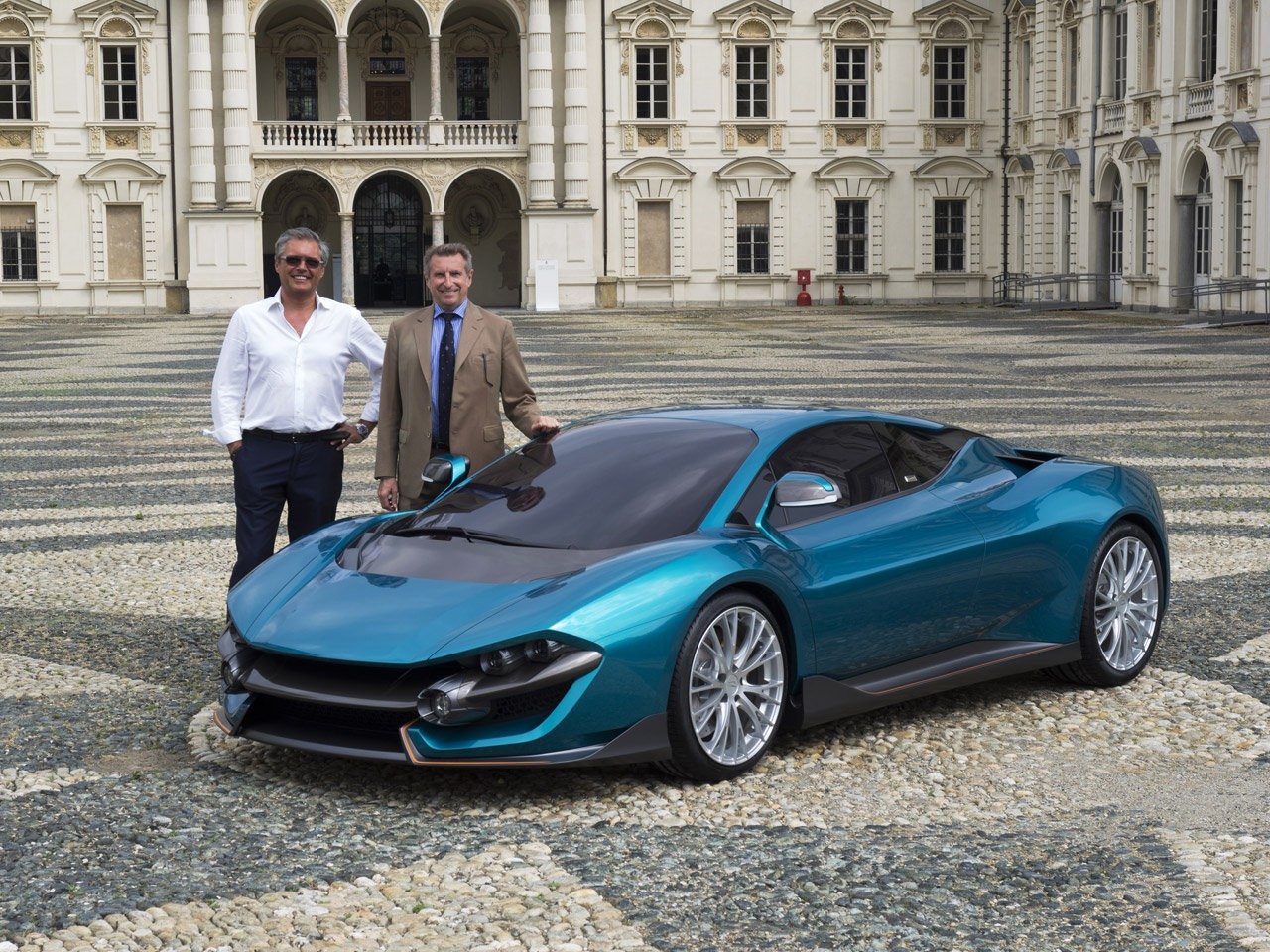 Torino Design ATS Wildtwelve Is A Hybrid Hypercar That Can