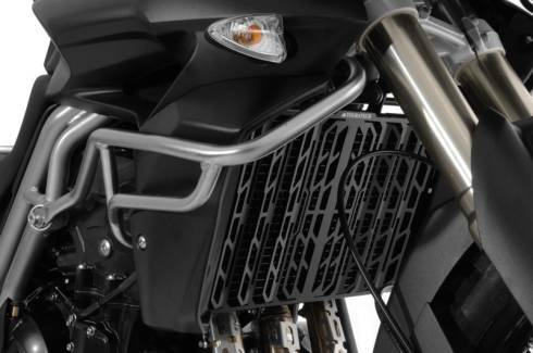 Touratech Launches Triumph Tiger 800 XC Accessories - autoevolution
