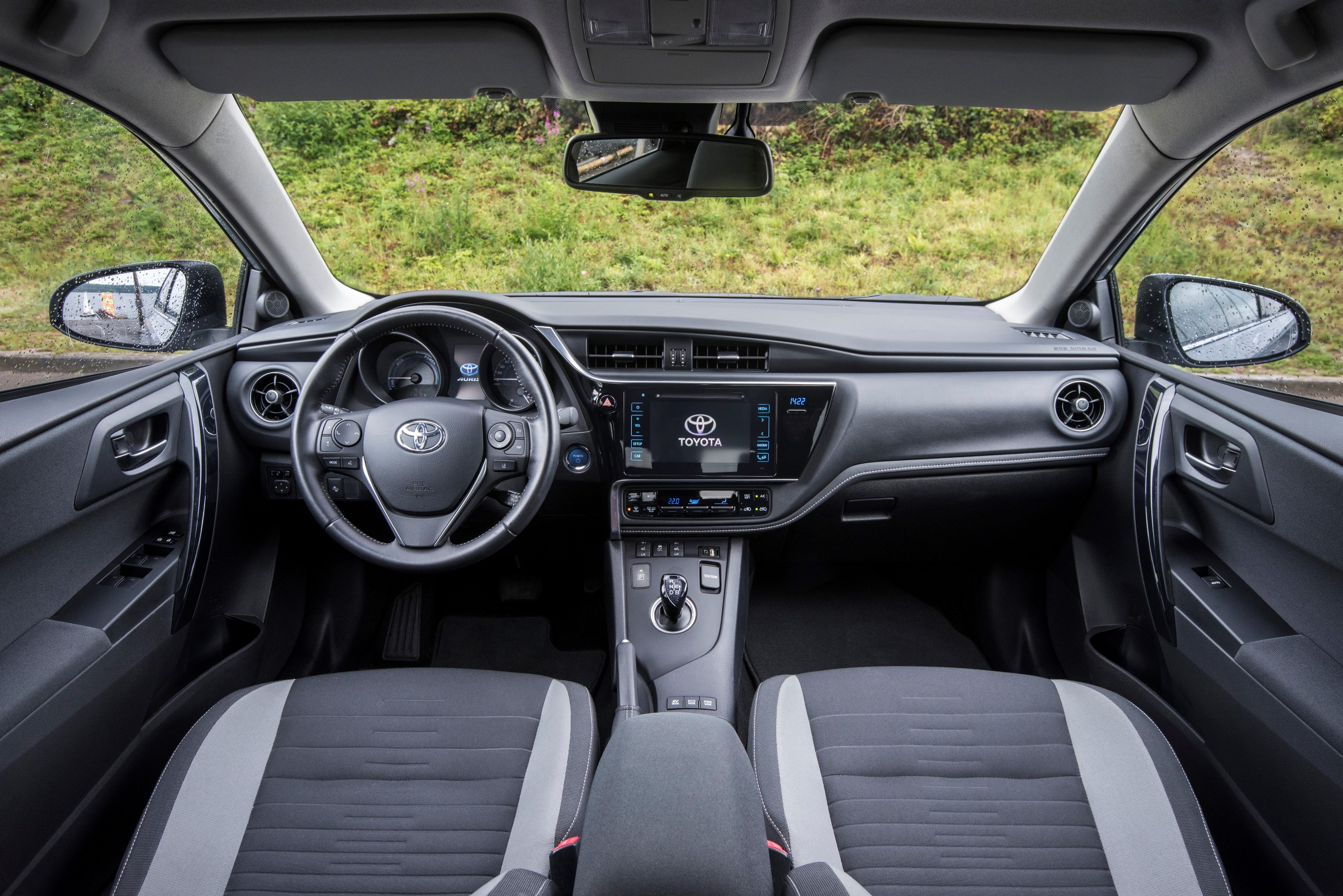 2018 Toyota Auris Touring Sports Freestyle Is A Wagon With ...