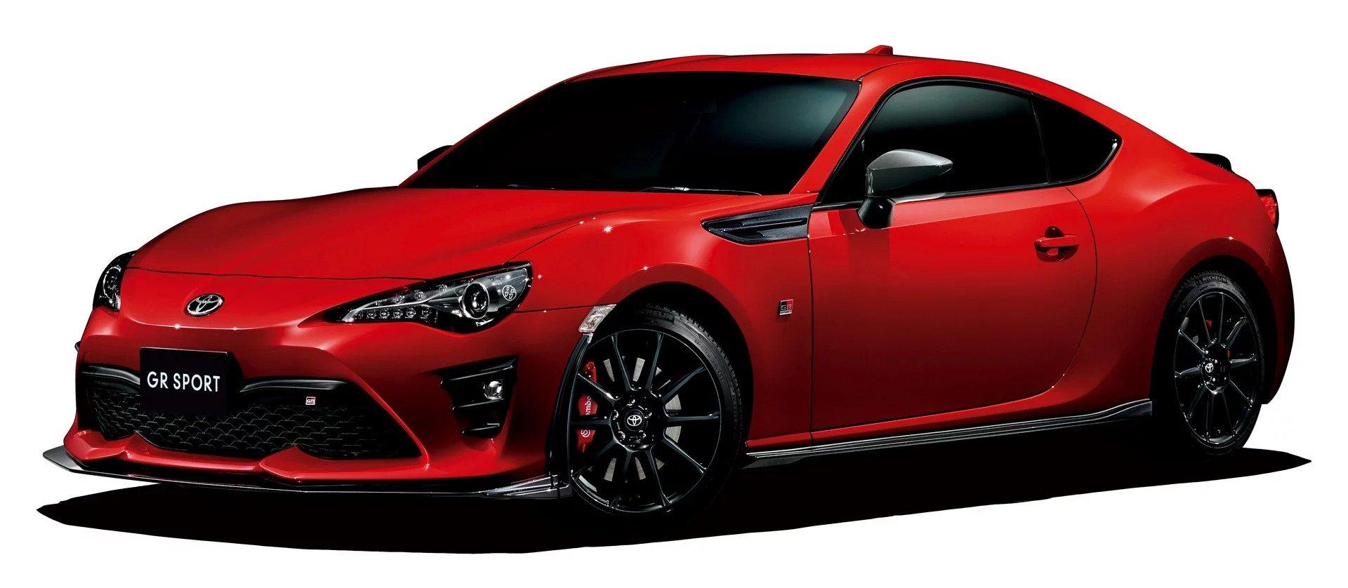 Toyota 86 Gets Gazoo Racing Goodies In Japan - autoevolution