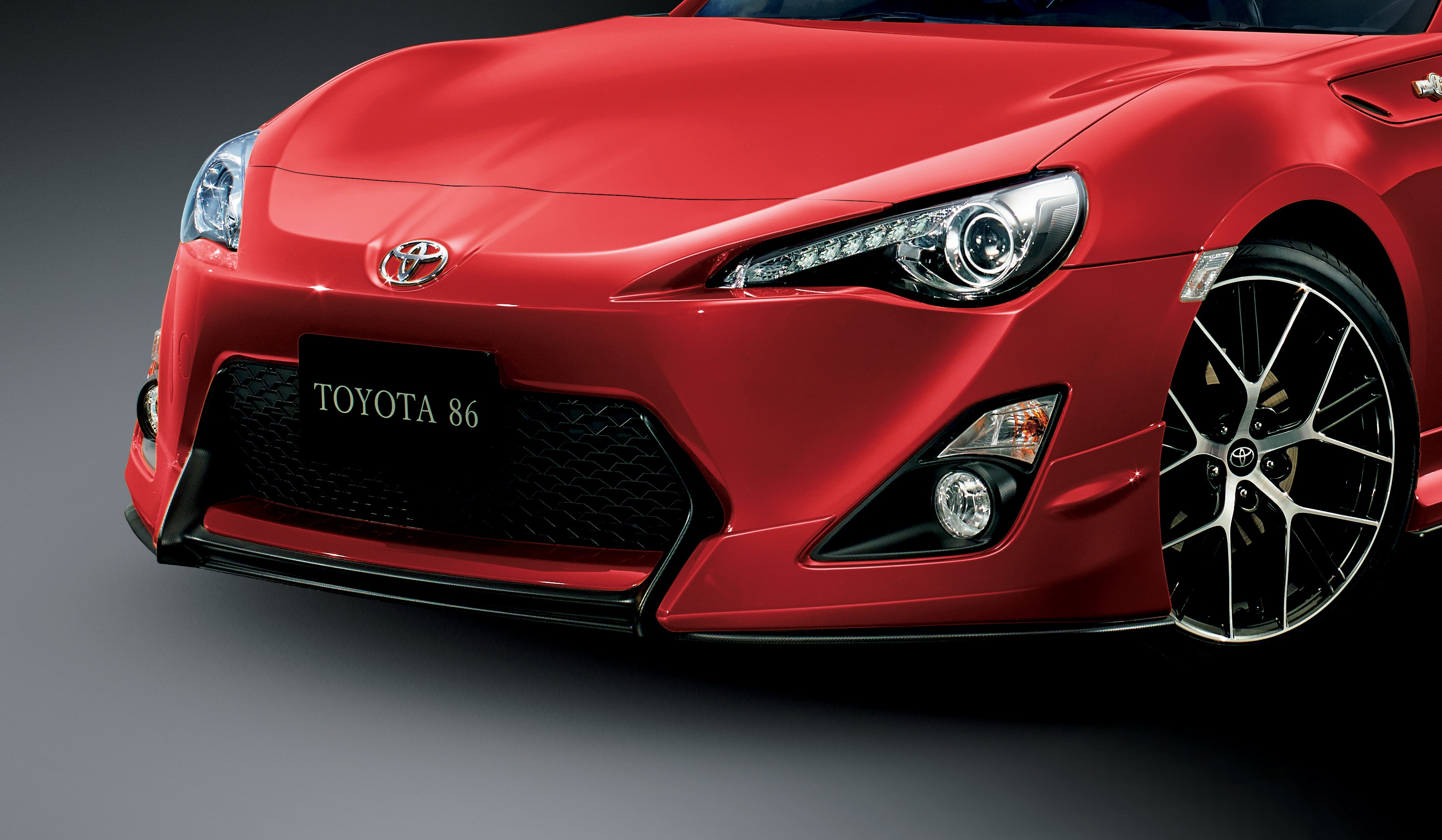 Toyota 86 Gt Aero Package Launched In Japan Has A Big