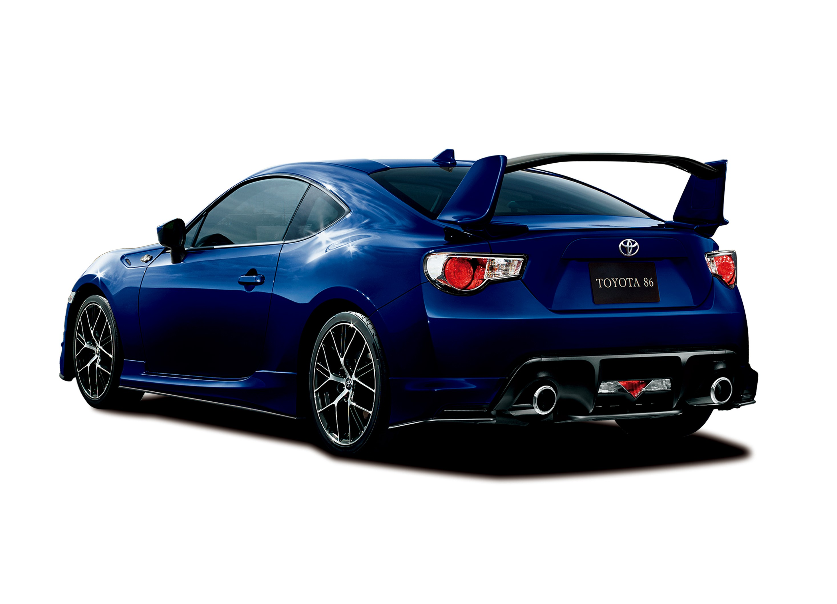 toyota 86 gt aero package launched in japan has a big wing autoevolution. Black Bedroom Furniture Sets. Home Design Ideas