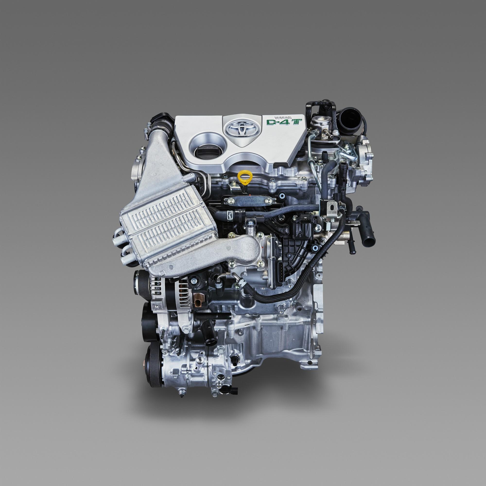 2015 Toyota Camry Hybrid Mpg Toyota 8NR-FTS 1.2L Turbo Engine Detailed - autoevolution