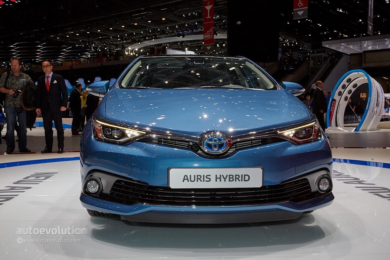 Toyota Auris Grabs Downsized Turbo Engine in Geneva - autoevolution