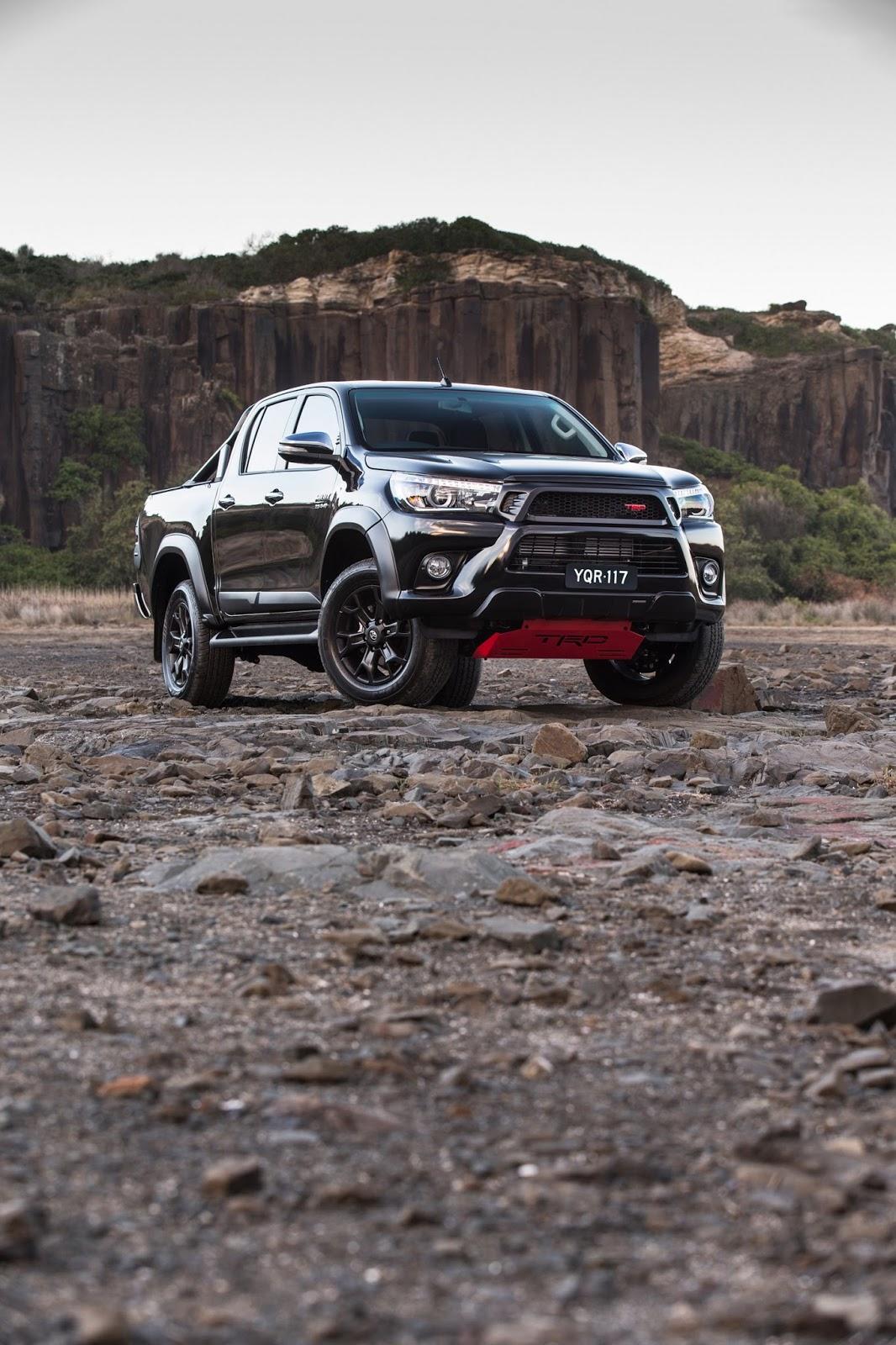 Cheap Car Tires >> Killing a Toyota Hilux, the Arabian Style - autoevolution