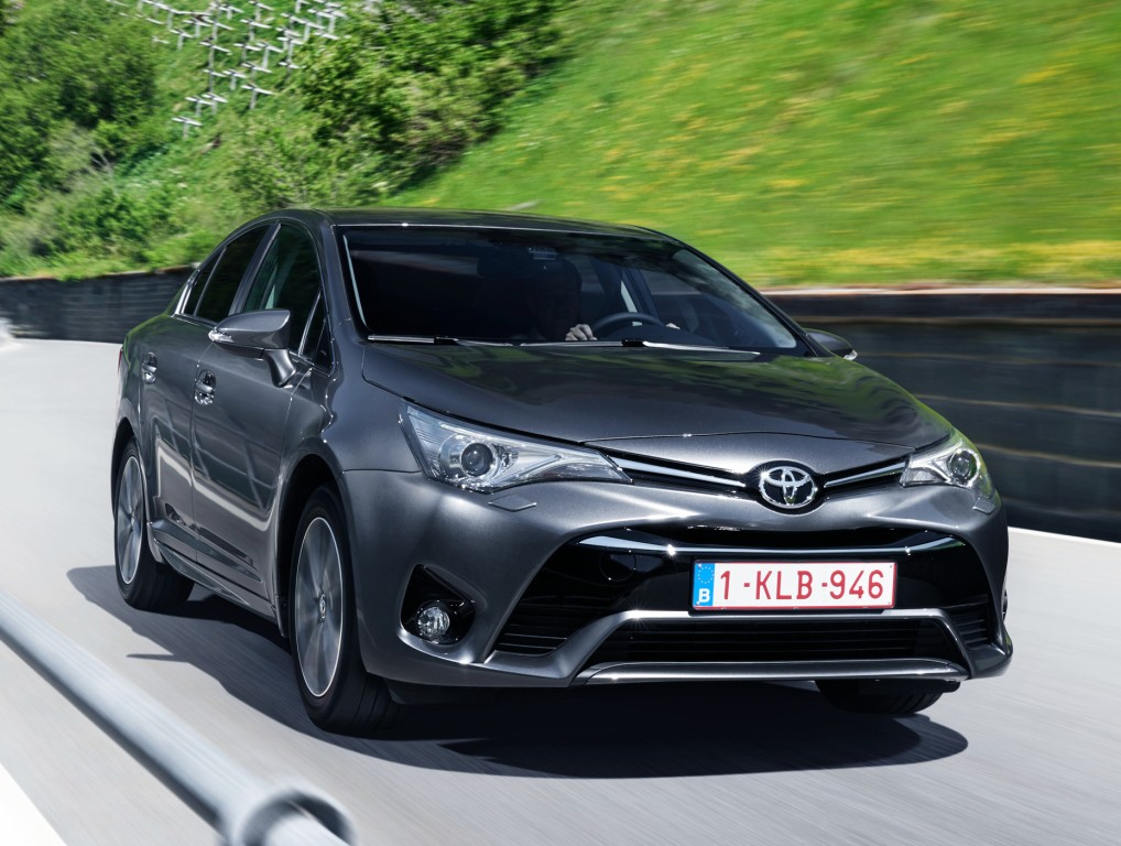 toyota avensis sedan facing the axe poor sales to blame. Black Bedroom Furniture Sets. Home Design Ideas