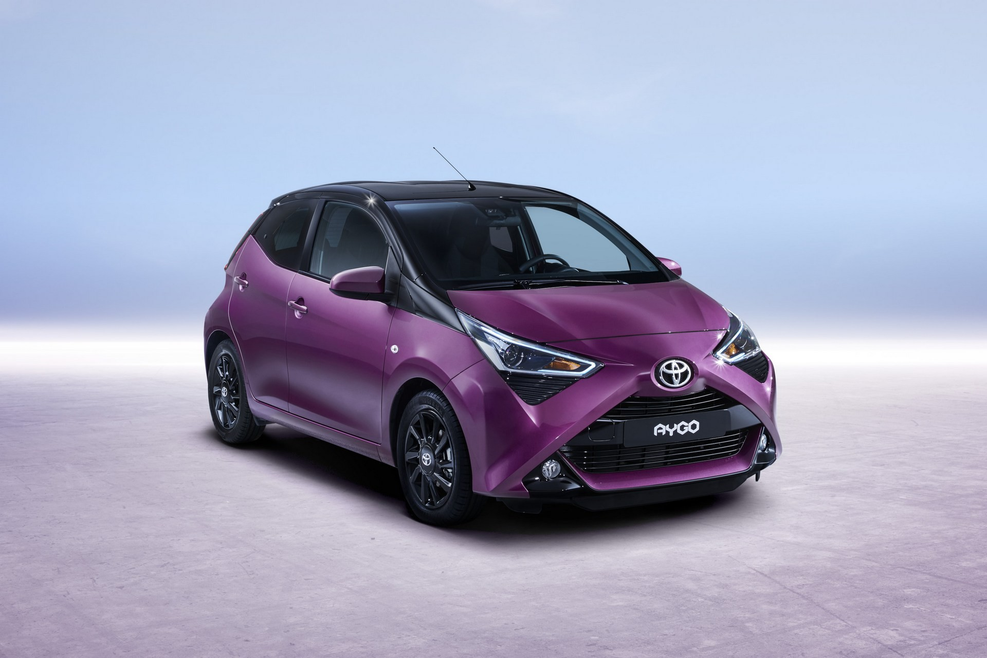 Toyota Aygo Facelift Looks Really Cool Ahead Of Geneva