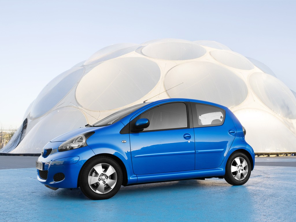 Toyota Aygo Peugeot 108 Citroen C1 Could Rock Down To