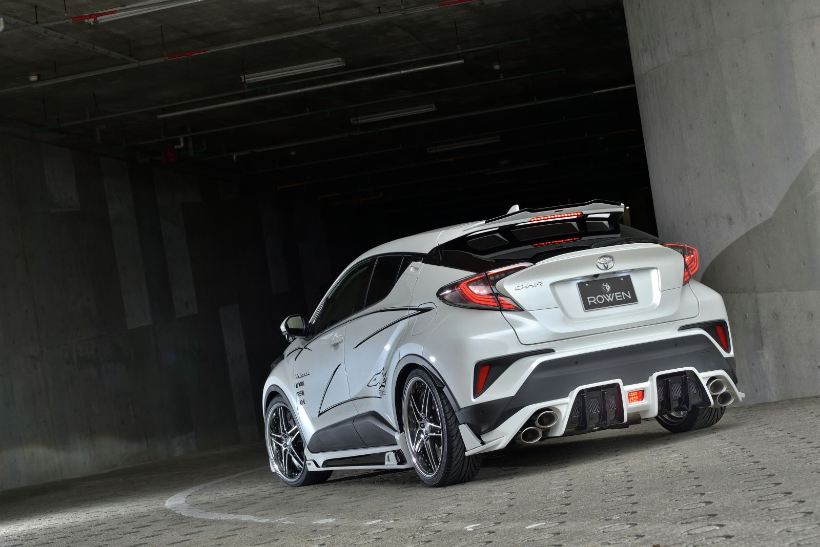 Custom Rare Toyota Corona Mark 2 Coupe Doubles As Japanese