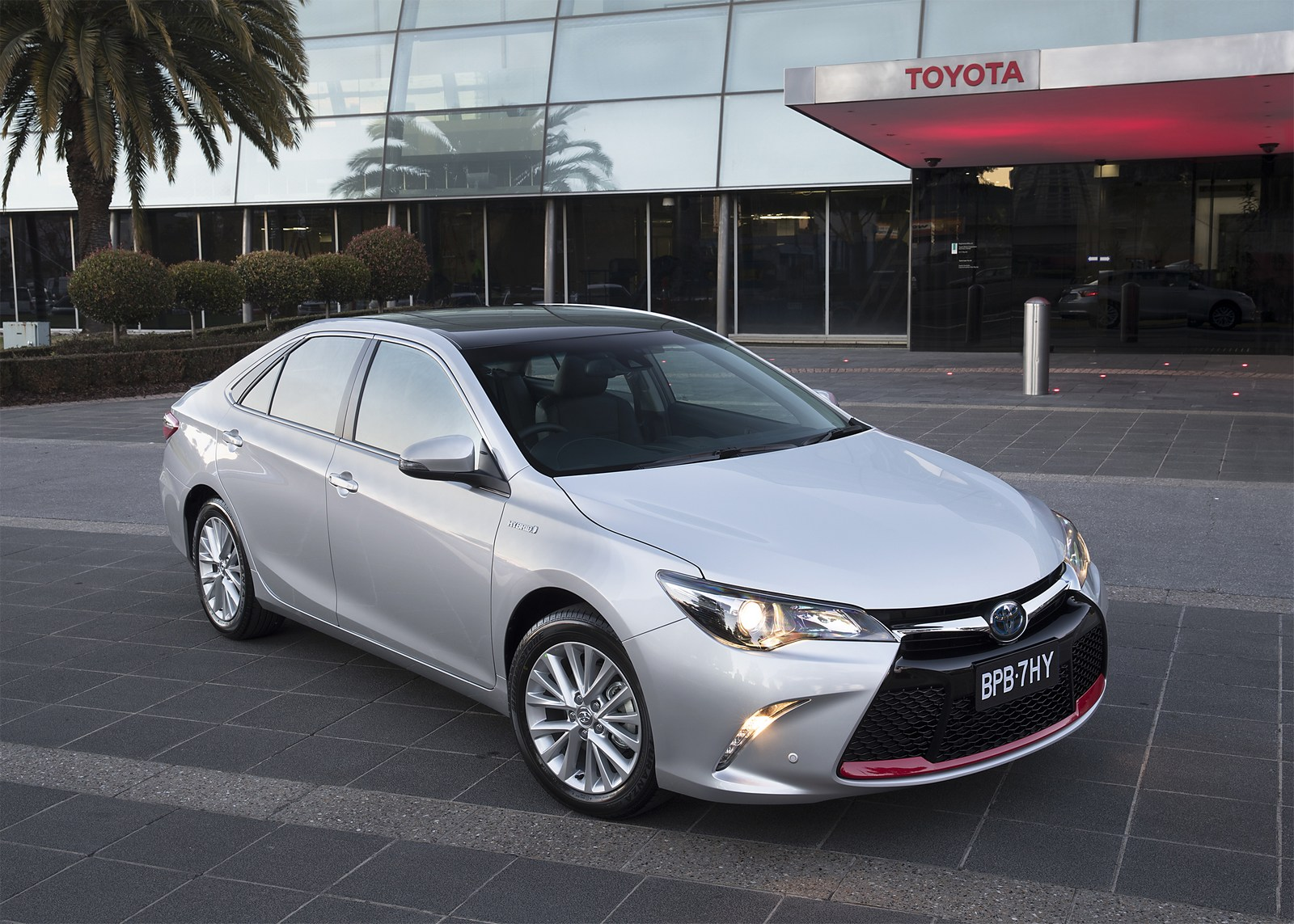 Toyota camry commemorative edition australian model