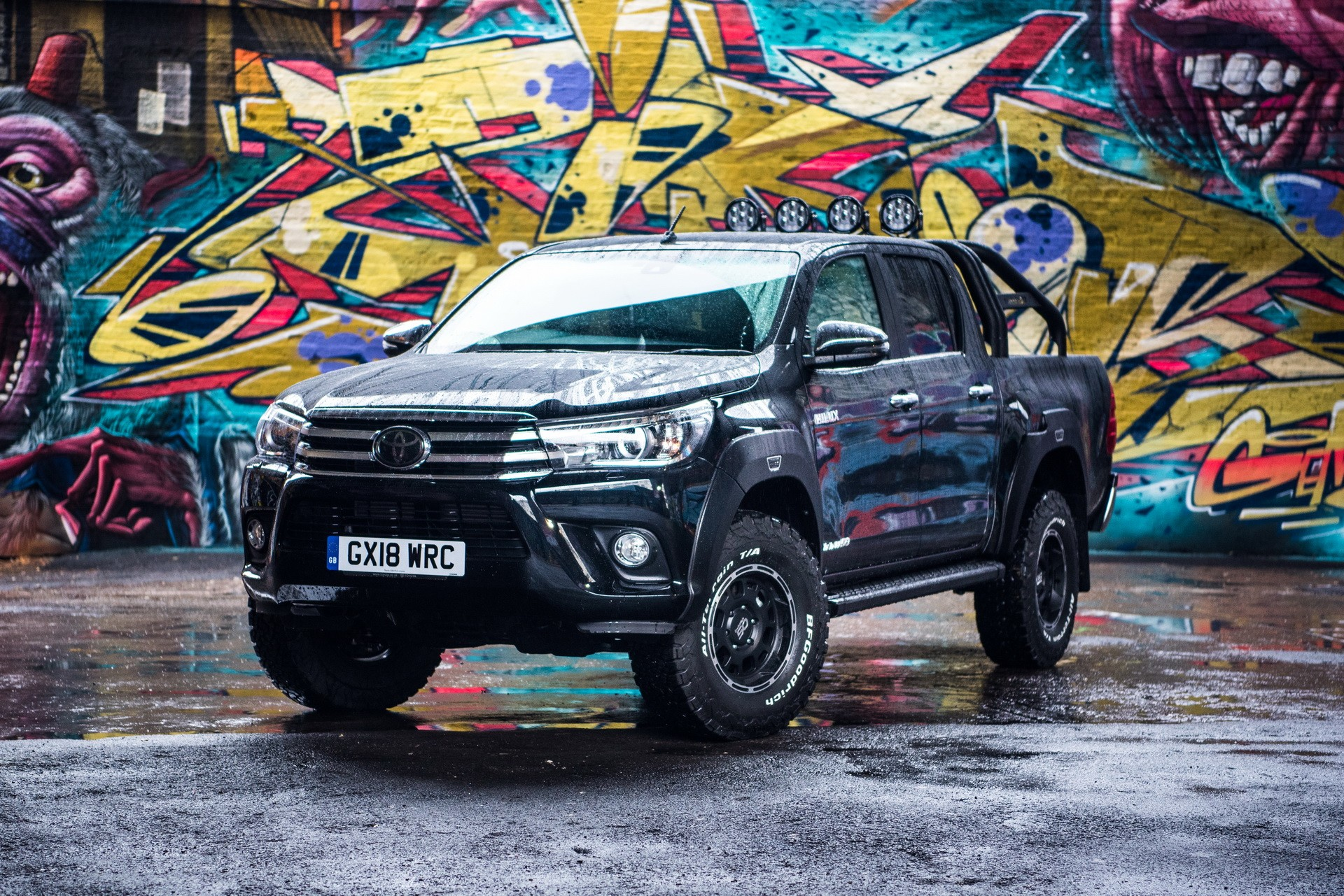 Toyota Celebrates 50th Anniversary Of The Hilux With