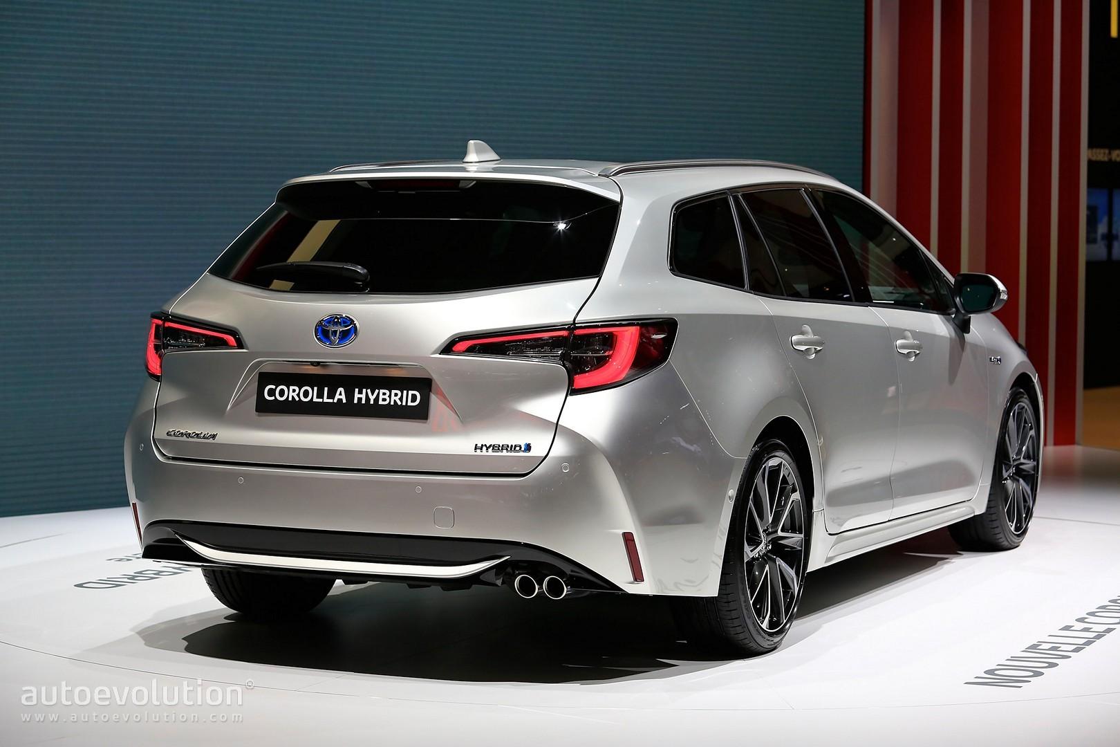 Kelebihan Toyota Corolla Wagon 2019 Spesifikasi
