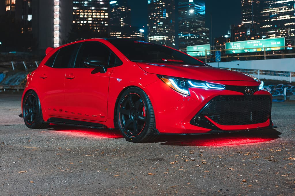 Toyota Corolla Gr Hot Hatchback Under Consideration  To