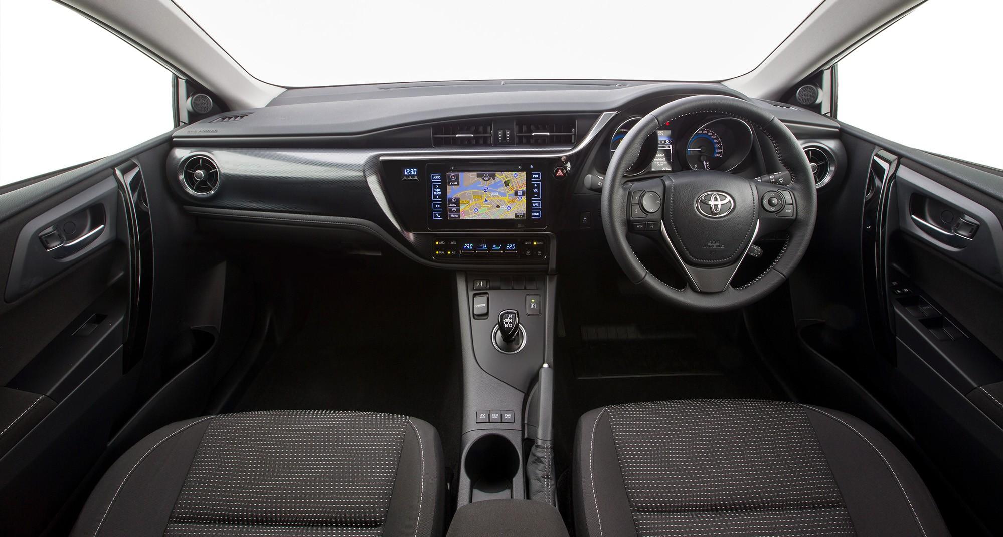 2016 Toyota Corolla Hybrid