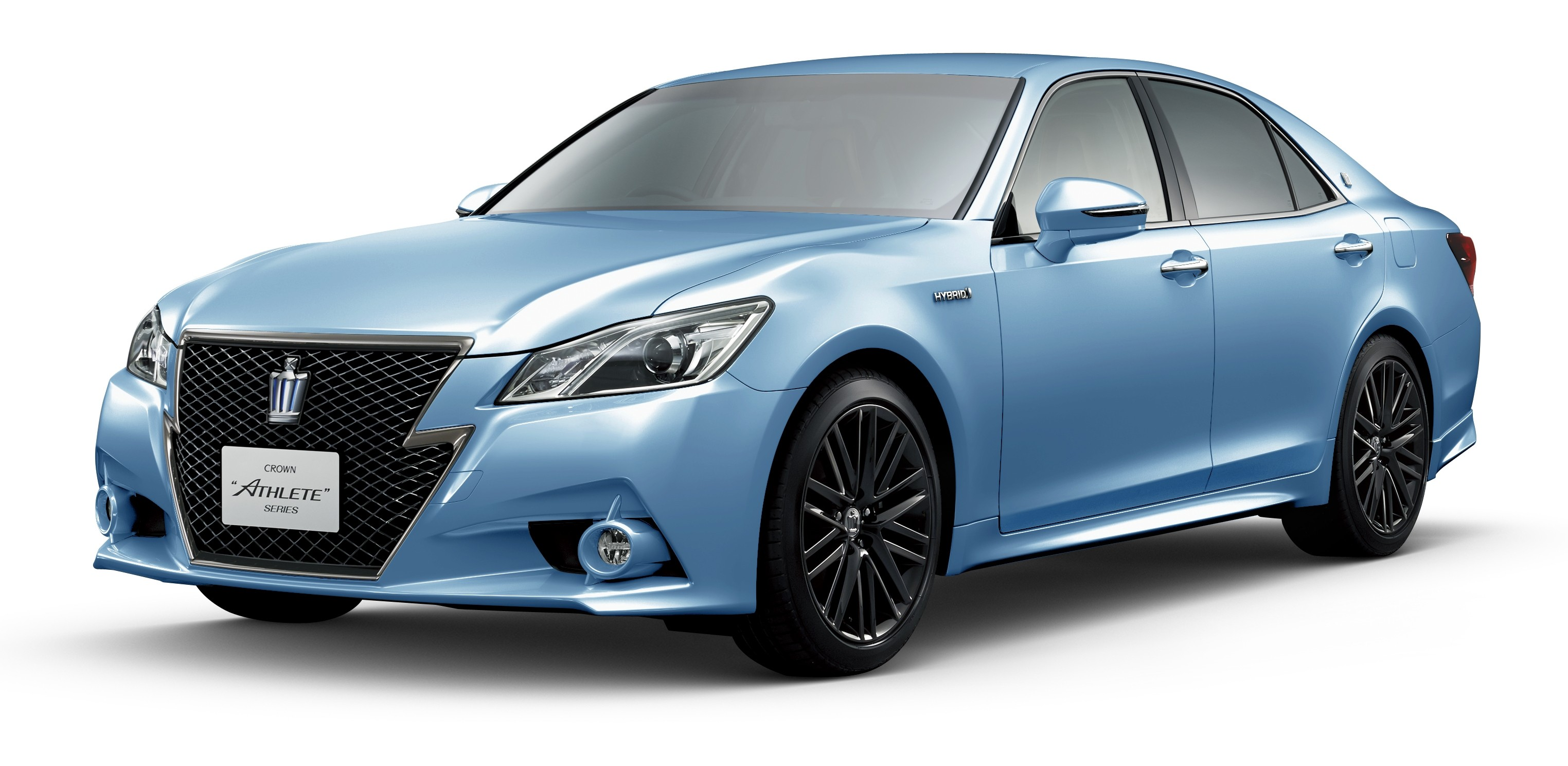 Toyota Crown 60th Anniversary Comes In Bright Green And