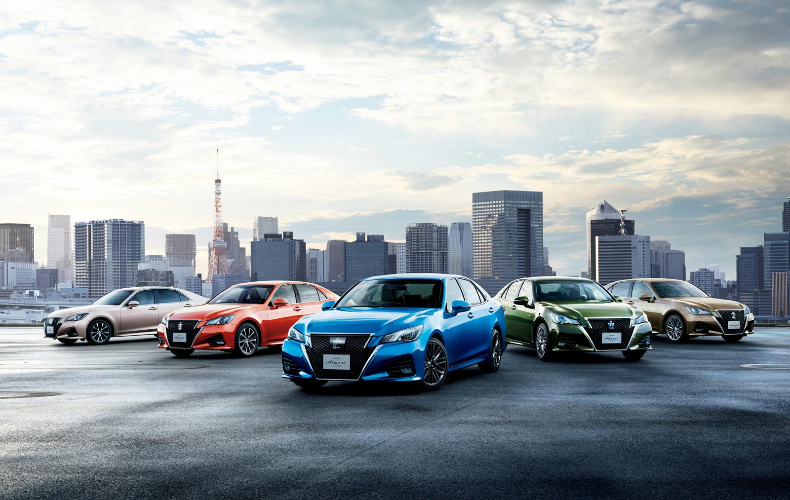 2014 Toyota Corolla For Sale >> 2014 Toyota Crown Athlete Is a Cool Sedan You Can't Have - autoevolution