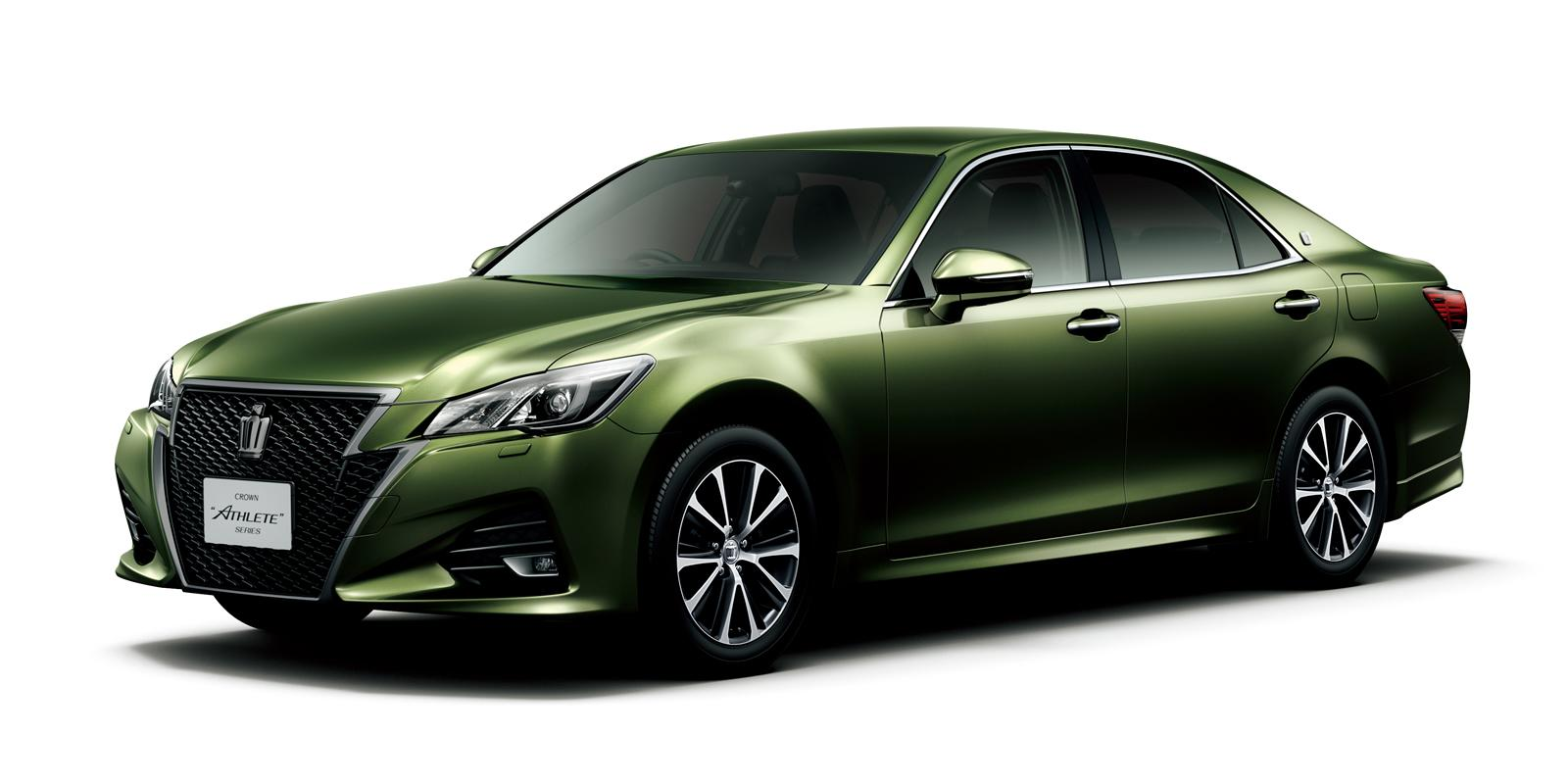 2014 toyota crown athlete is a cool sedan you can�t have