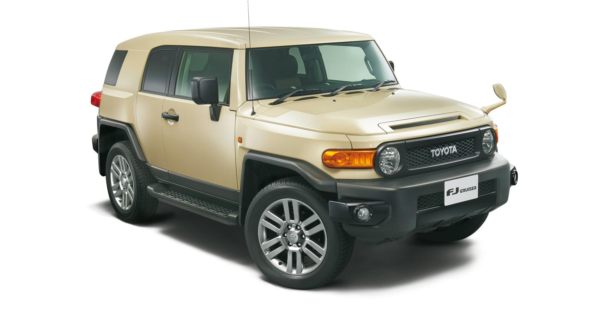 toyota fj cruiser ends production with japan only final edition autoevolution. Black Bedroom Furniture Sets. Home Design Ideas
