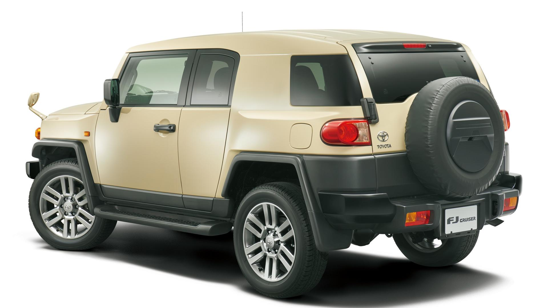 2017 Toyota Fj Cruiser Final Edition An Spec Model