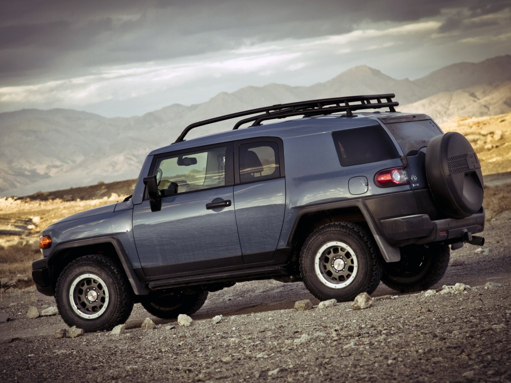 toyota fj cruiser production to end in august autoevolution. Black Bedroom Furniture Sets. Home Design Ideas