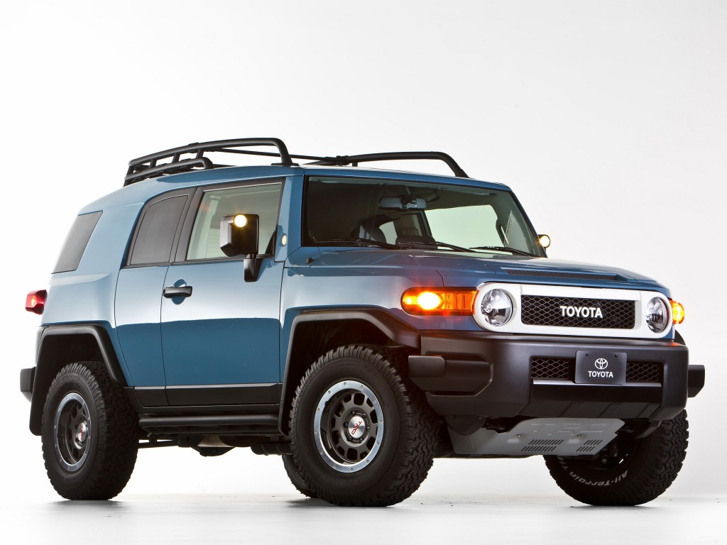 Toyota Tacoma X Runner For Sale >> Toyota FJ Cruiser to Be Discontinued After 2014 ...