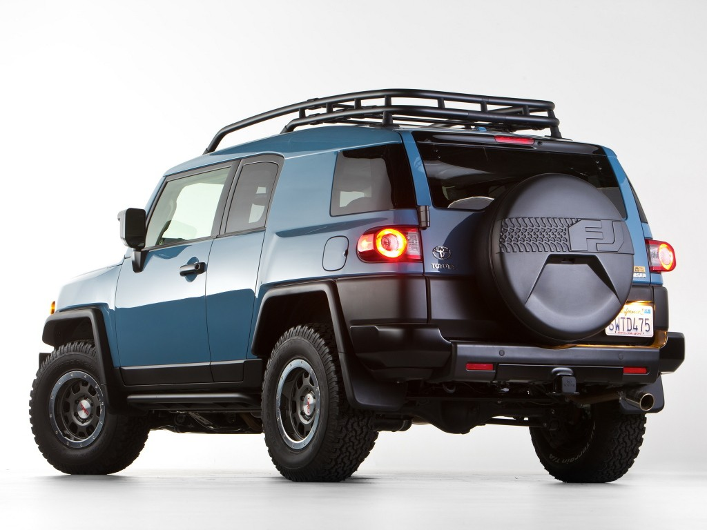 Toyota Fj Cruiser Production To End In August on 1967 toyota corolla