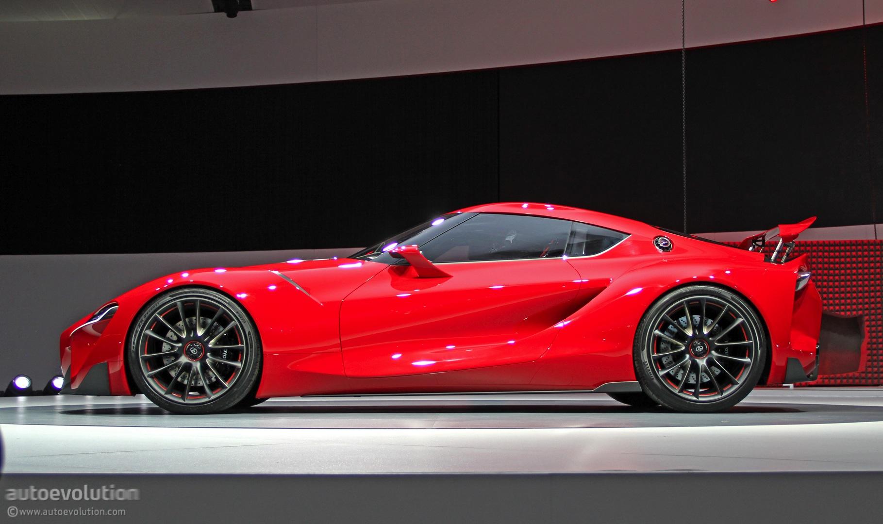 Toyota Ft 1 Concept 美しい世界のコンセプトカー 画像 Naver まとめ
