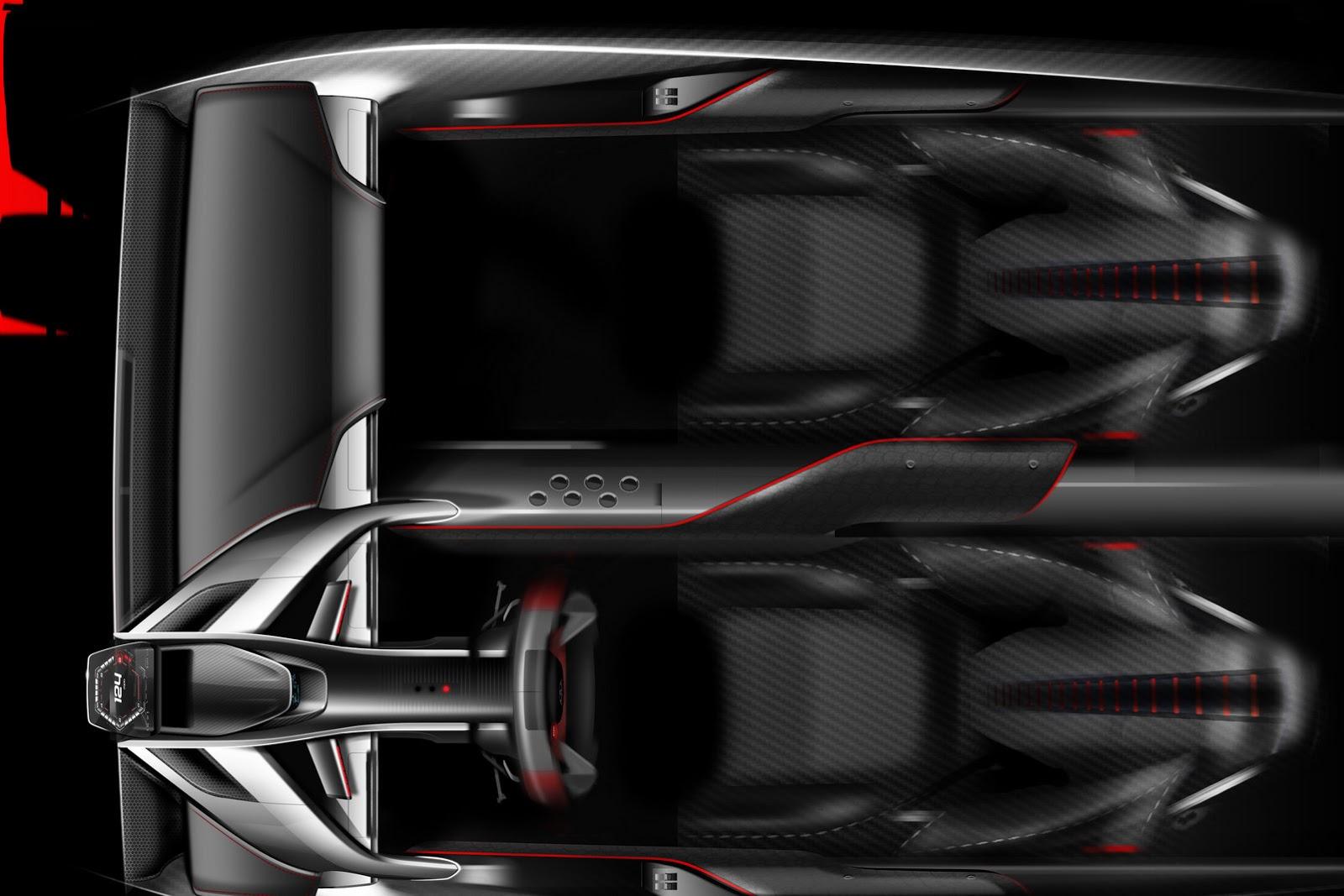 Toyota ft 1 Concept Photo