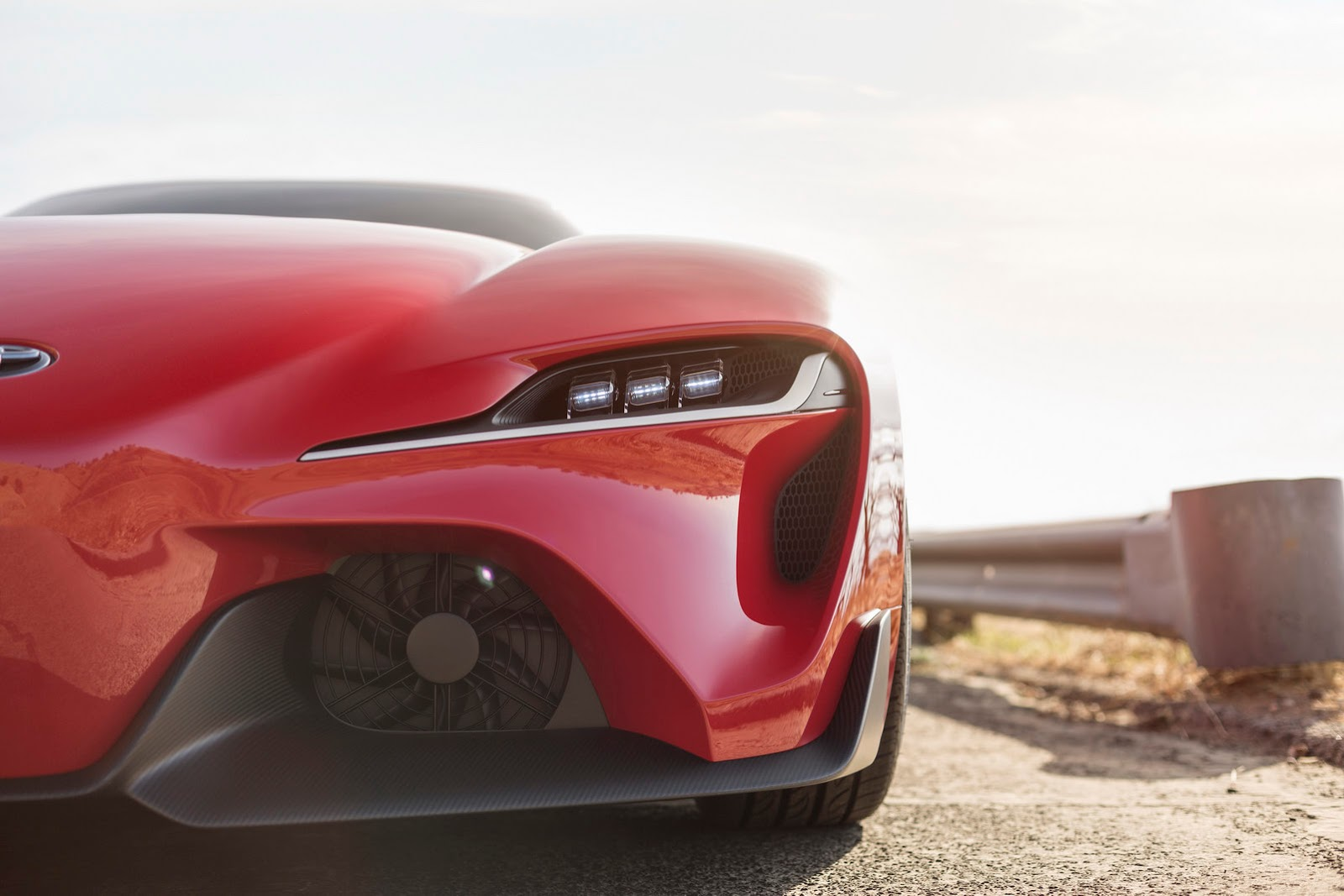 Toyota FT 1 Concept Is Your Supra of the Future Video