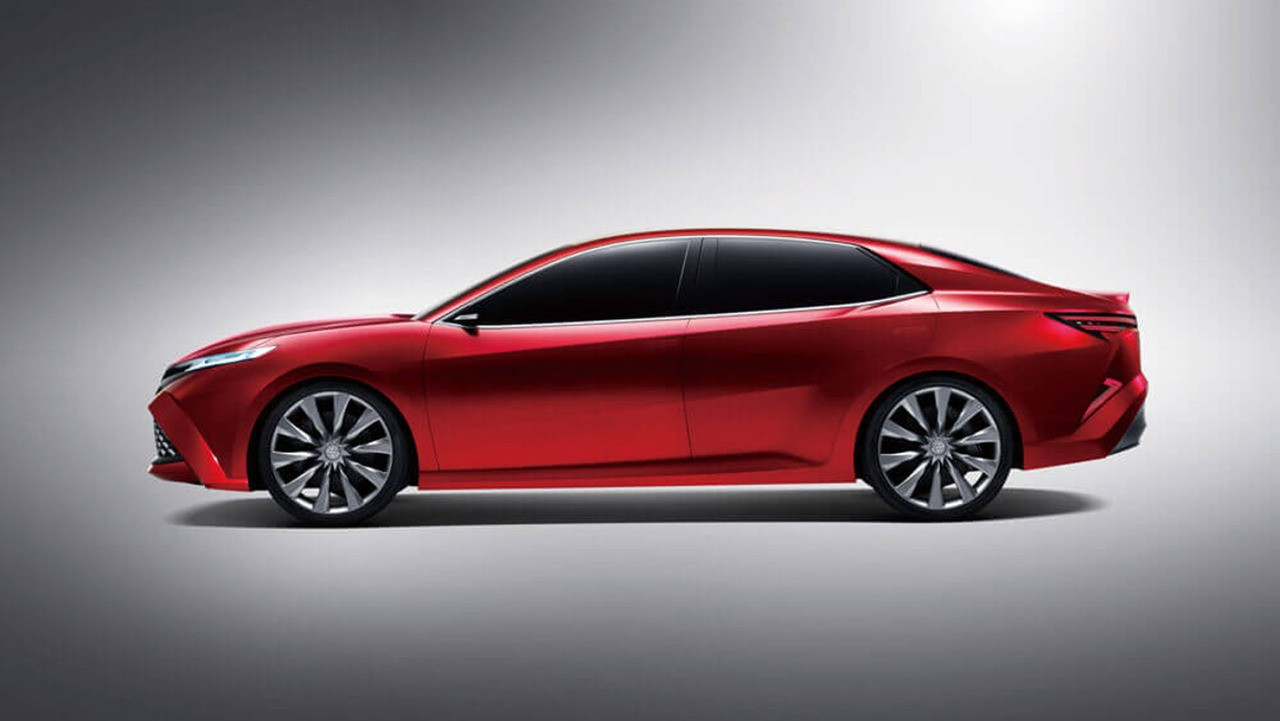 China's Future Toyota Camry Has Fun In Its Name, Here's ...
