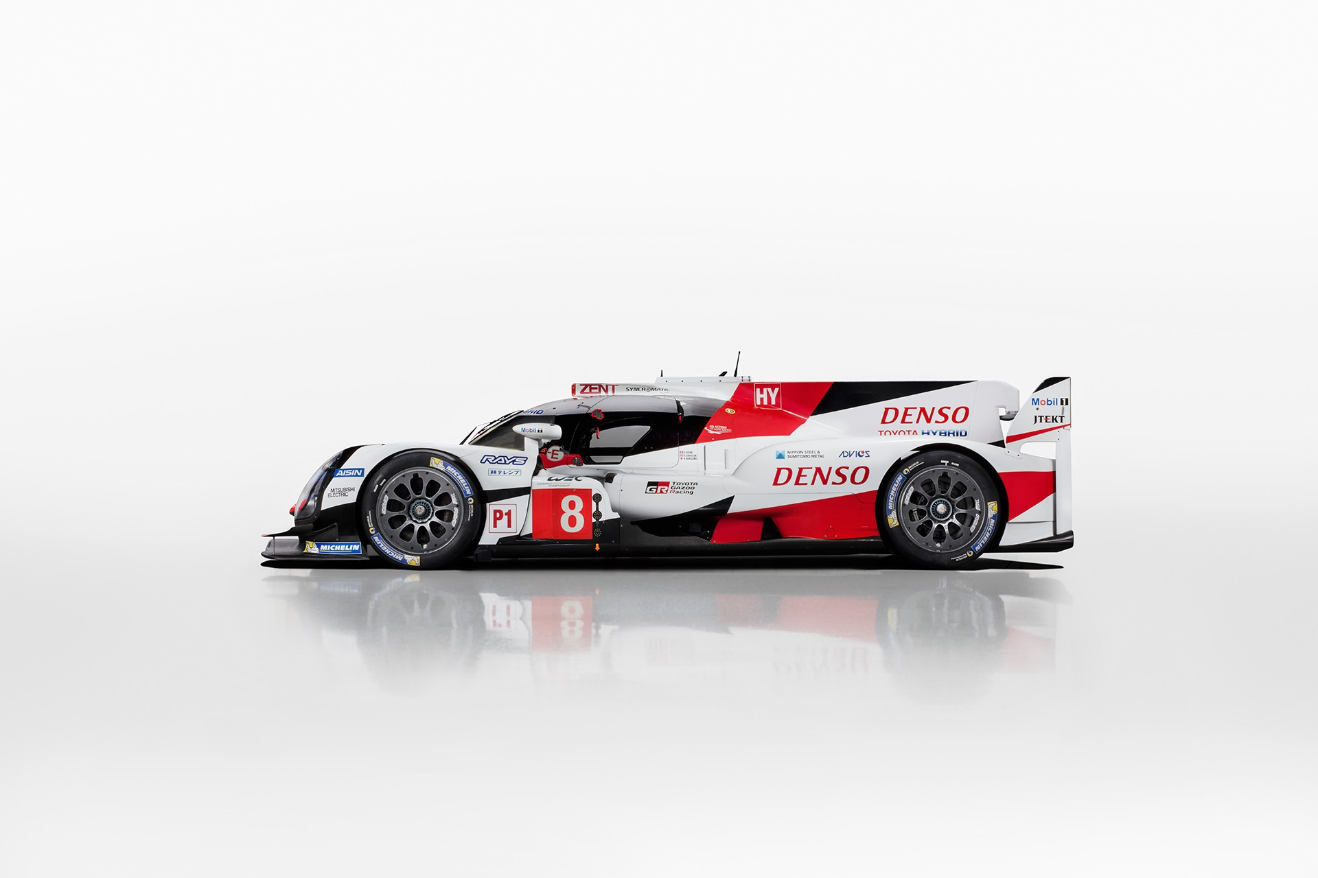 Toyota s updated ts050 hybrid race car toyota s updated ts050 hybrid race