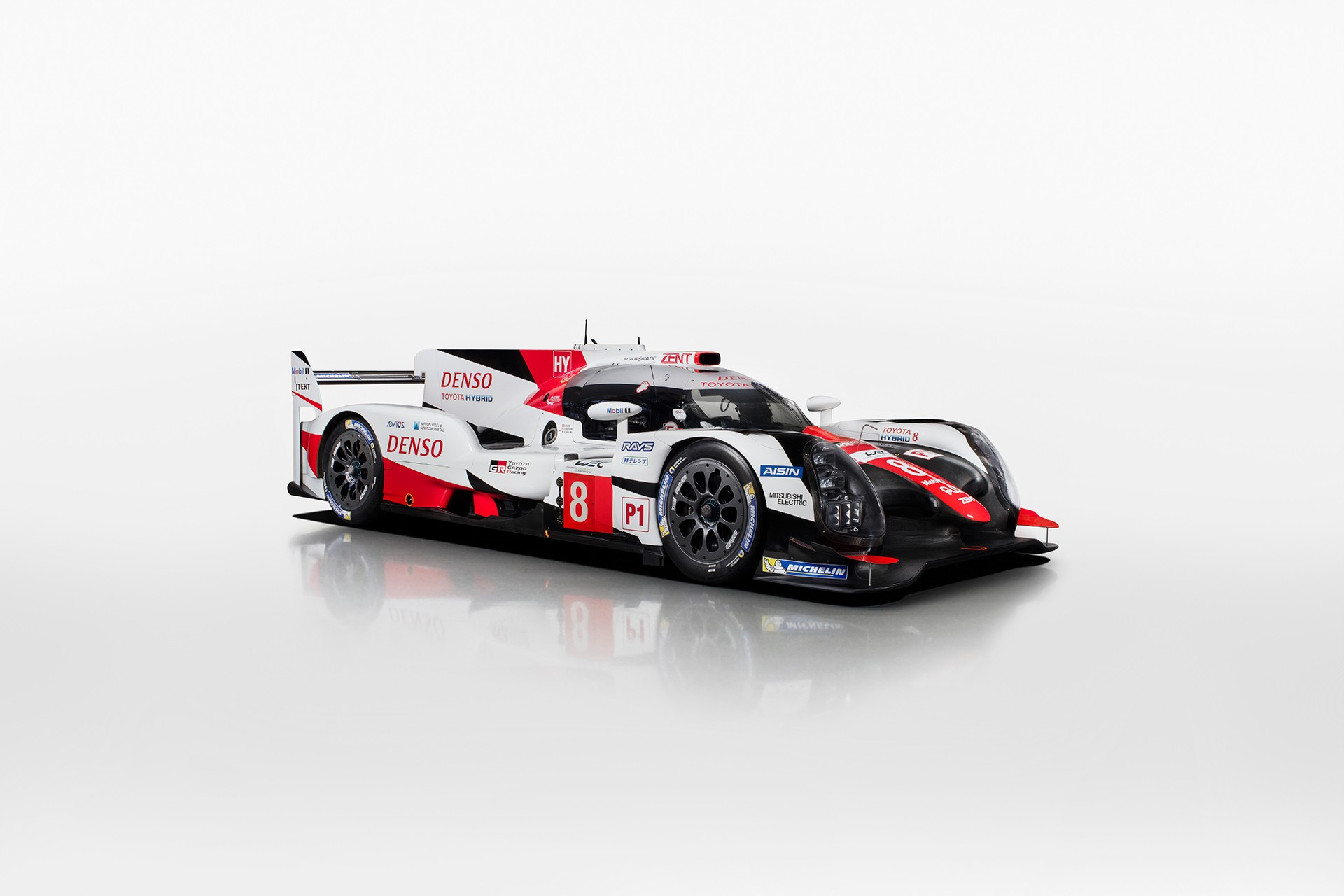 toyota s updated ts050 hybrid race