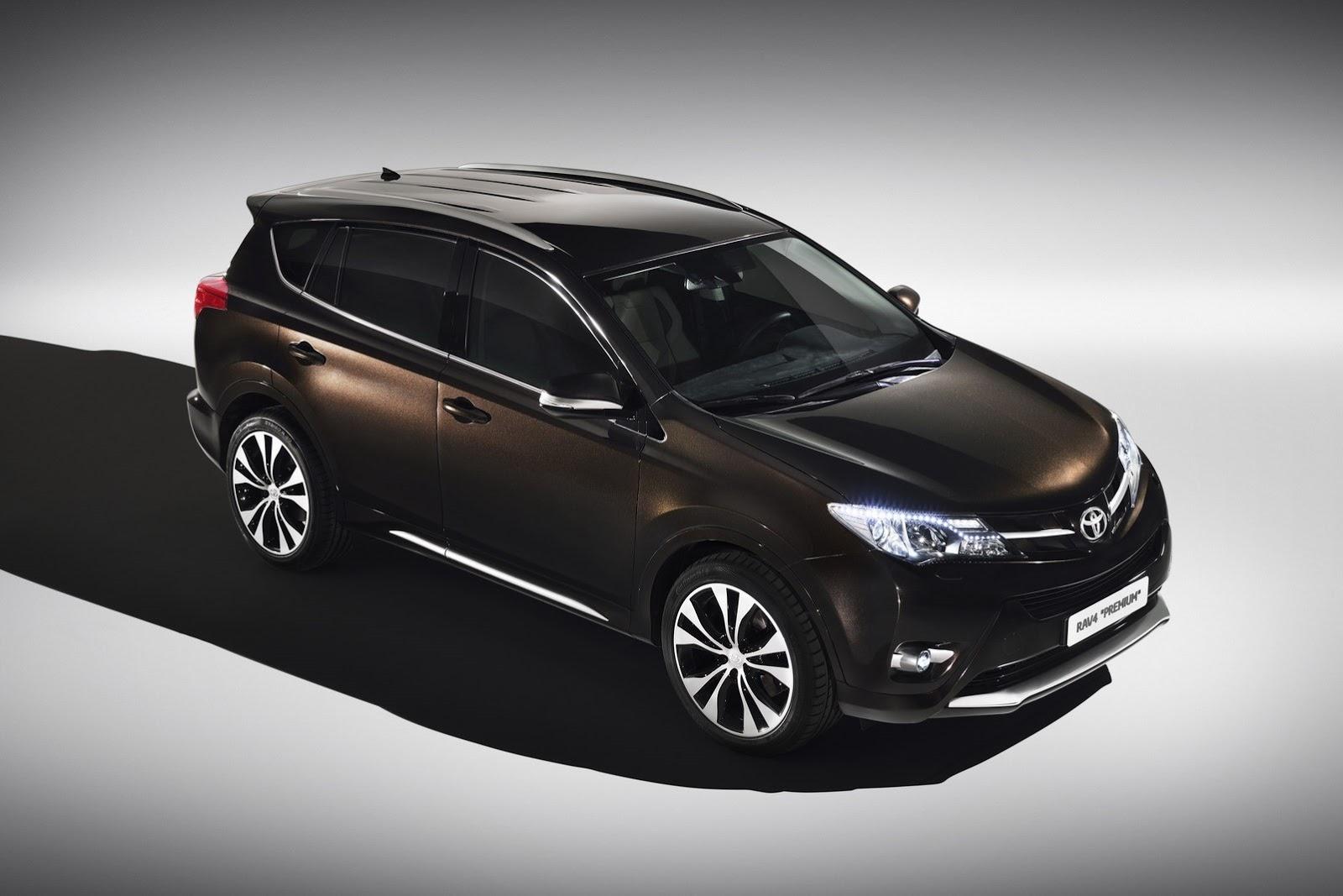 Toyota Rav4 Se >> Toyota Gets Tough, Luxurious with New RAV4 Concepts ...