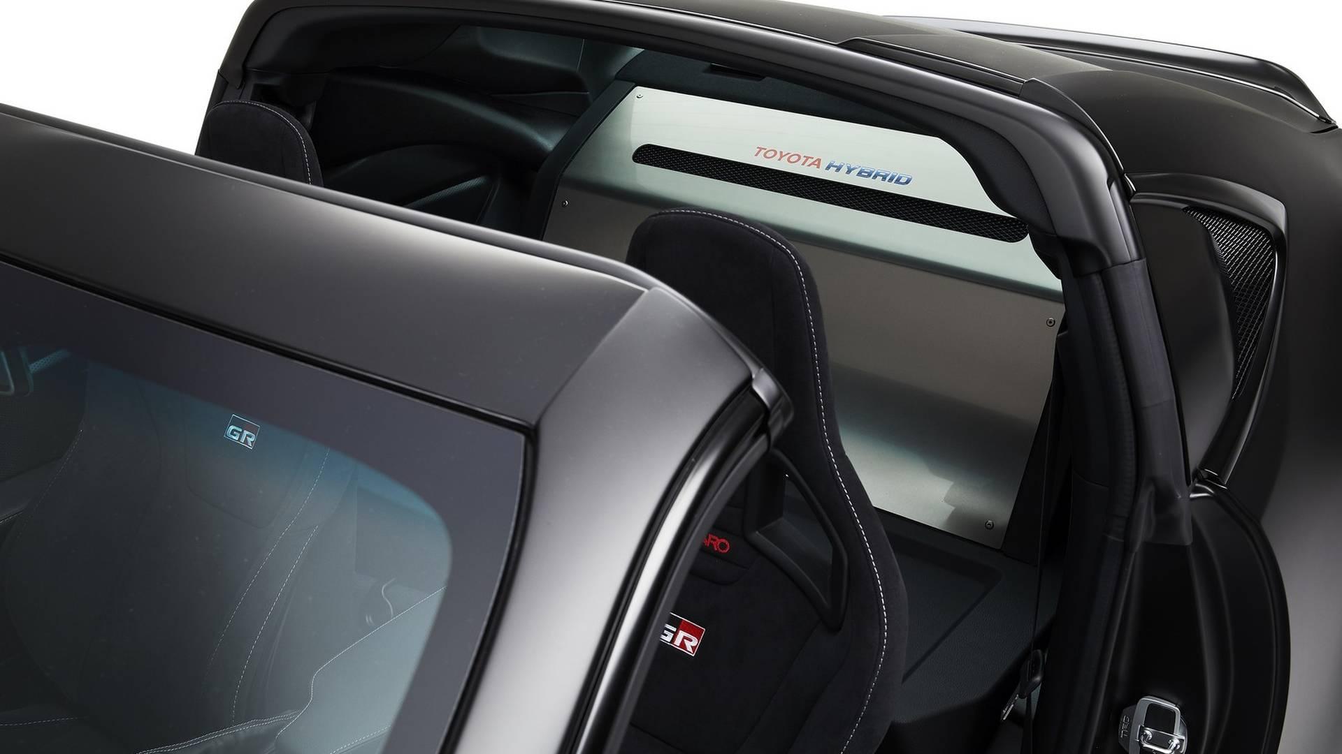 Toyota Ts050 Hybrid Lmp1 Prototype Enters The 2016 World