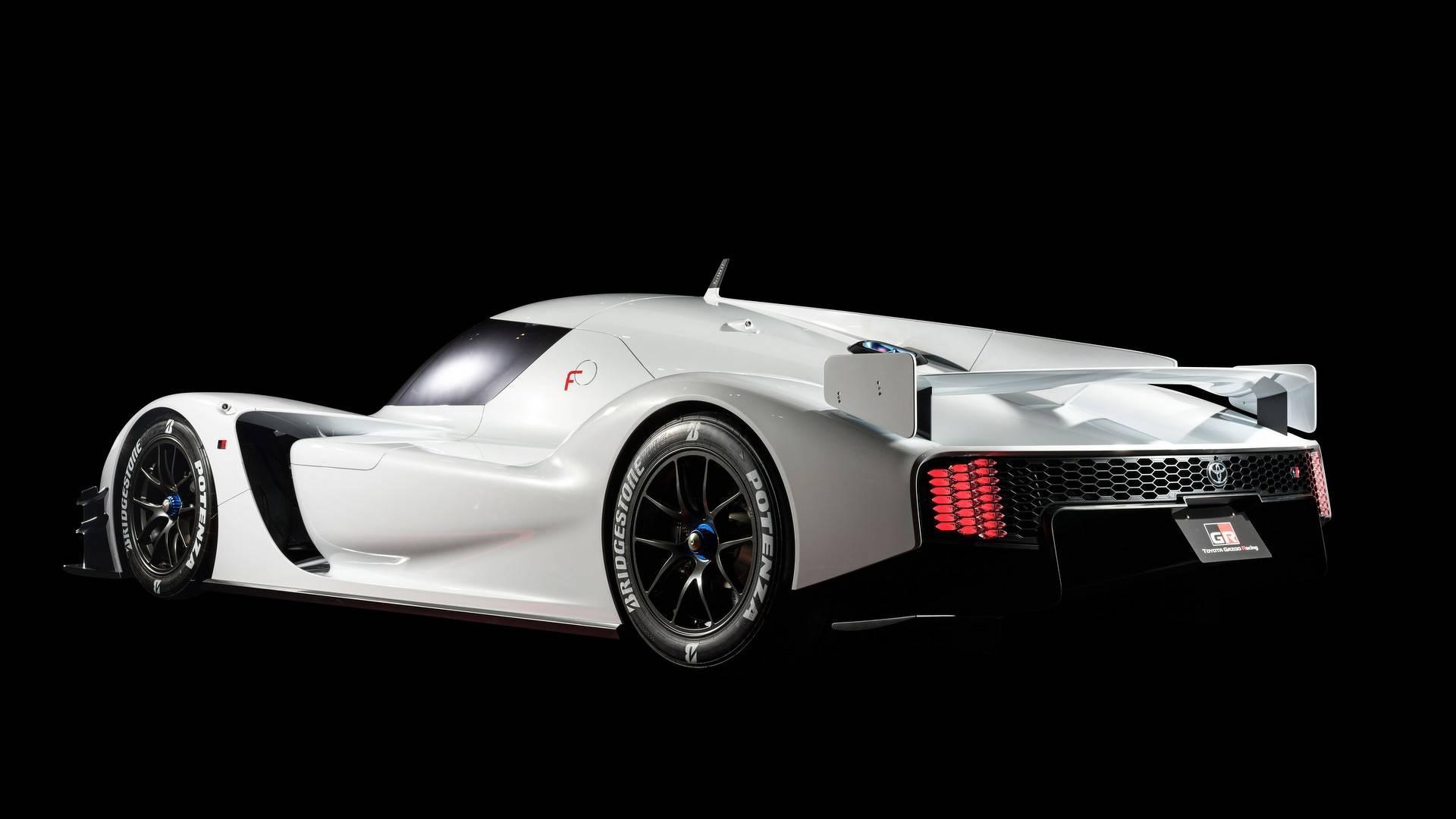 Toyota GR Super Sport Concept Flaunts 1,000-PS Hybrid ...