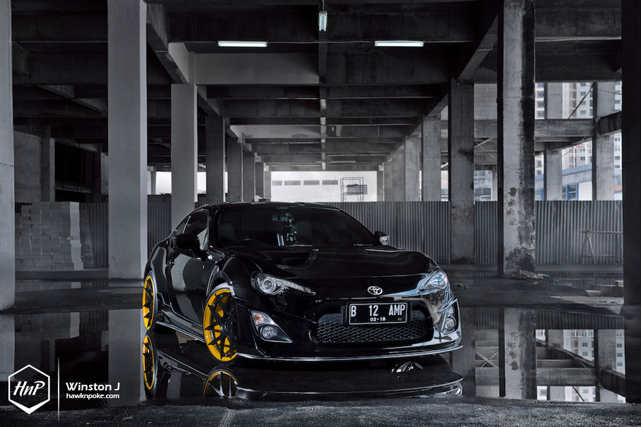toyota gt 86 built the good way in indonesia autoevolution. Black Bedroom Furniture Sets. Home Design Ideas